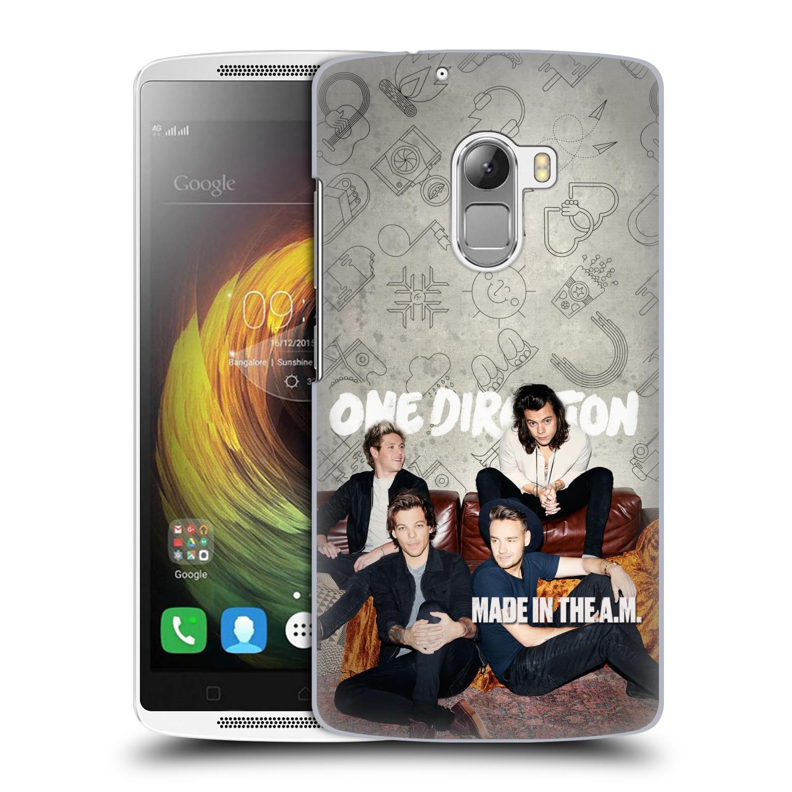 Plastové pouzdro na mobil Lenovo A7010 HEAD CASE One Direction - Na Gaučíku  empty 0707e4e91d4
