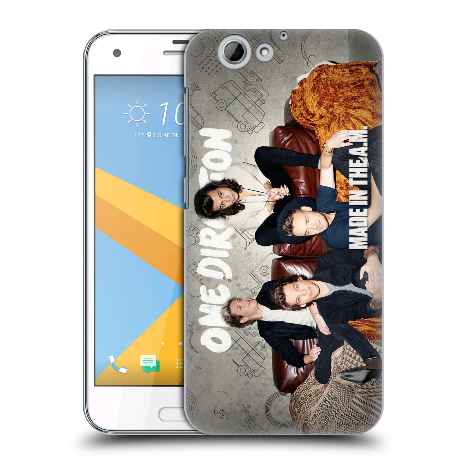 Plastové pouzdro na mobil HTC One A9s Head Case - One Direction - Na Gaučíku (Plastový kryt či obal One Direction Official na mobilní telefon HTC One A9s (A9 s))