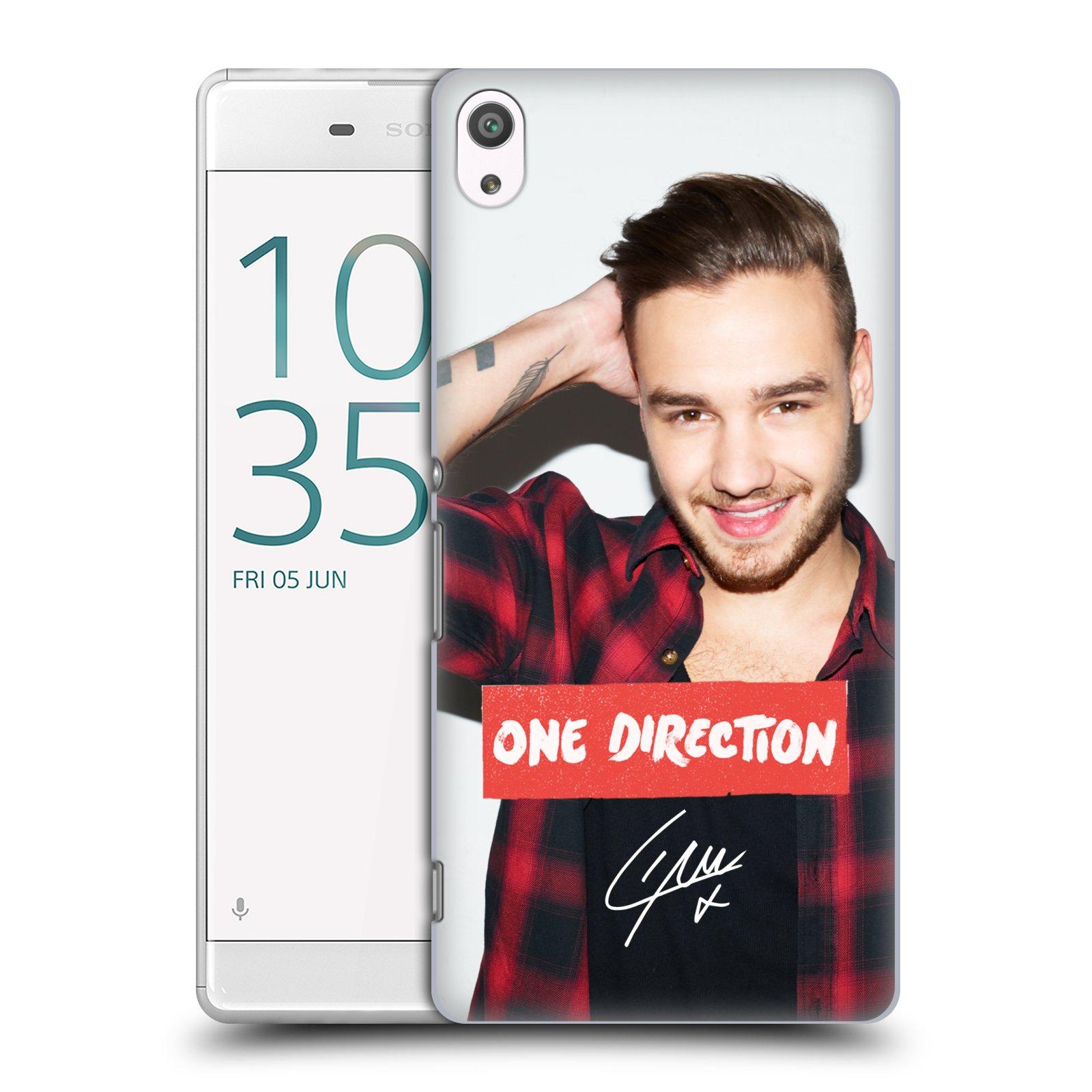 Plastové pouzdro na mobil Sony Xperia XA Ultra HEAD CASE One Direction - Liam