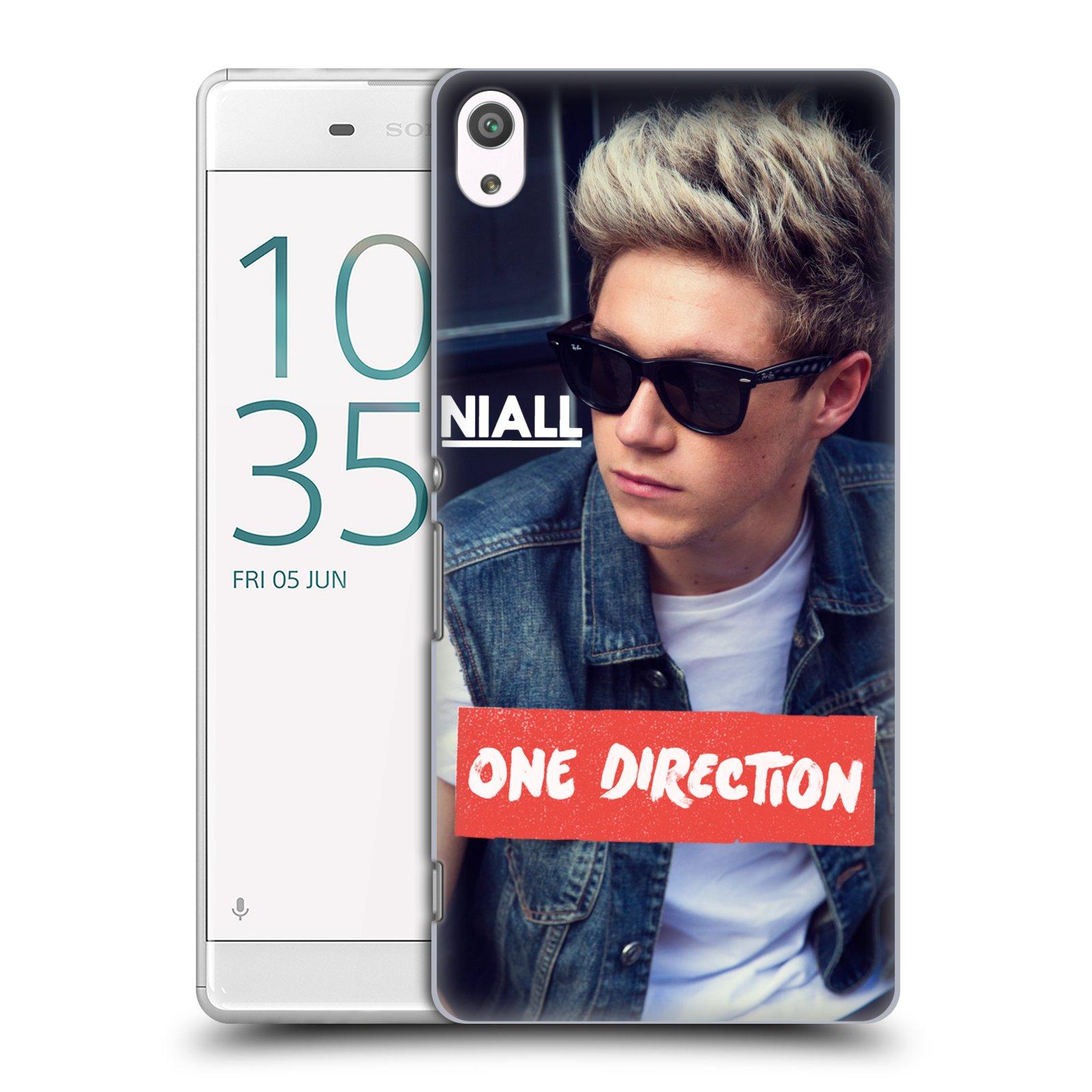 Plastové pouzdro na mobil Sony Xperia XA Ultra HEAD CASE One Direction - Niall
