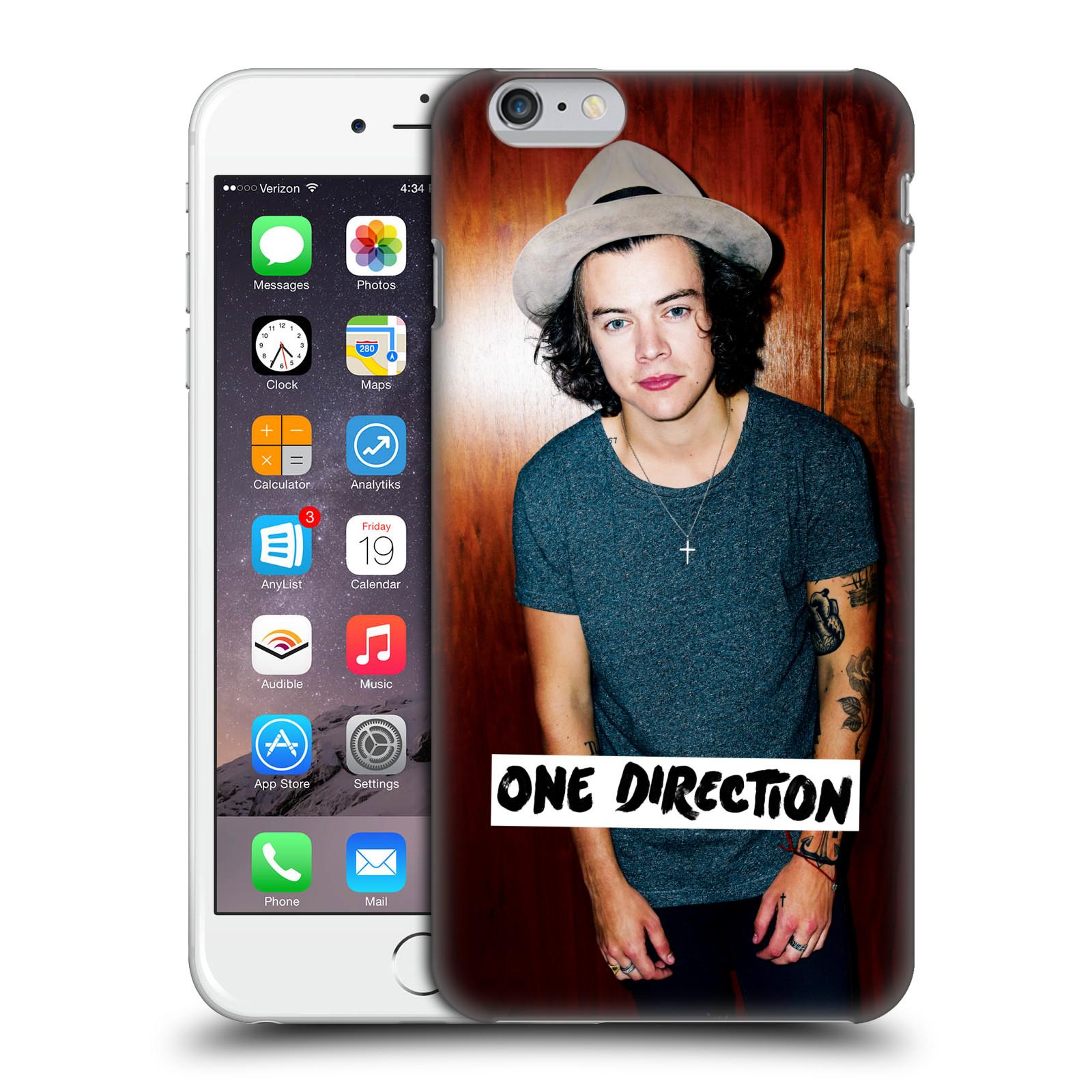 Plastové pouzdro na mobil Apple iPhone 6 Plus HEAD CASE One Direction - Harry