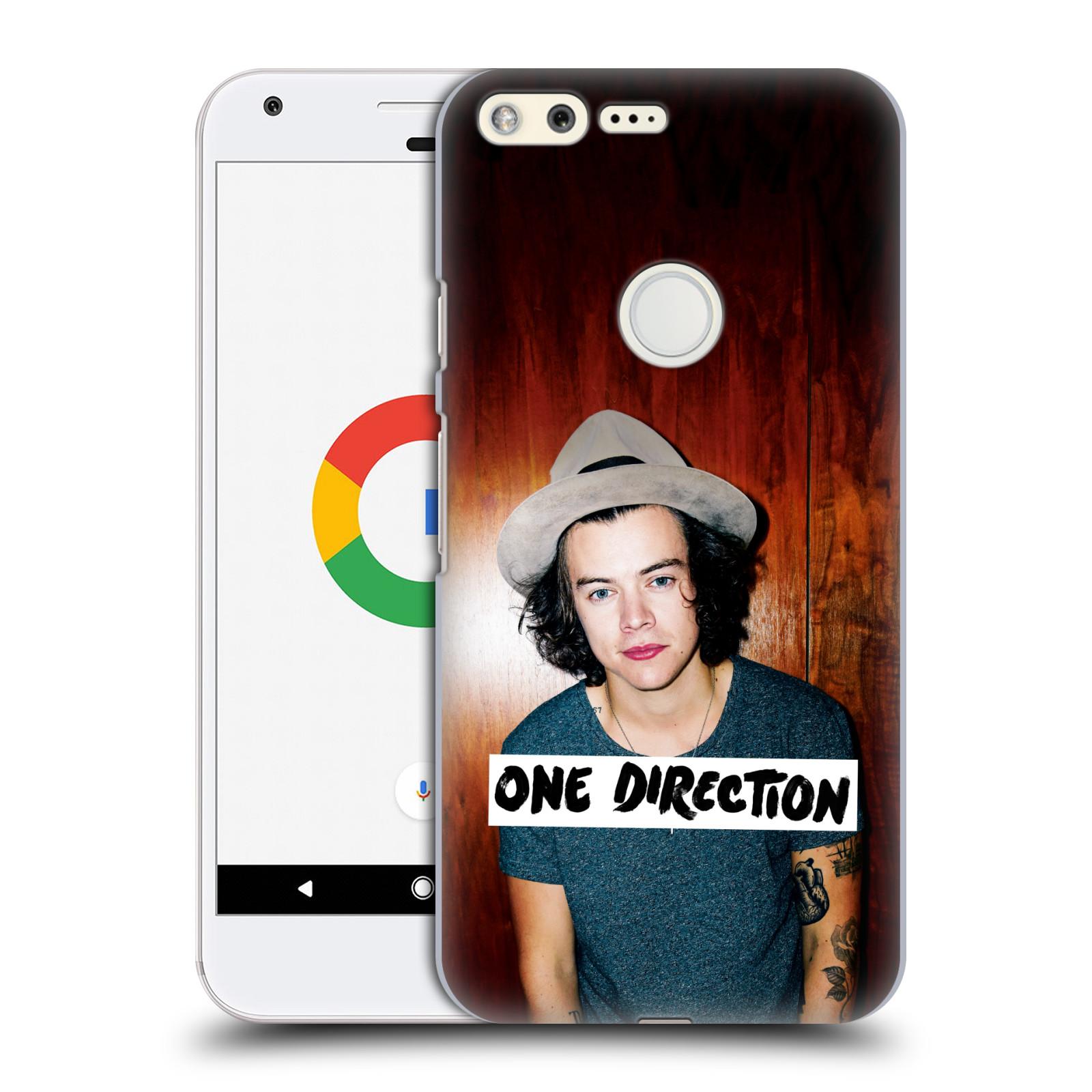 Plastové pouzdro na mobil Google Pixel HEAD CASE One Direction - Harry