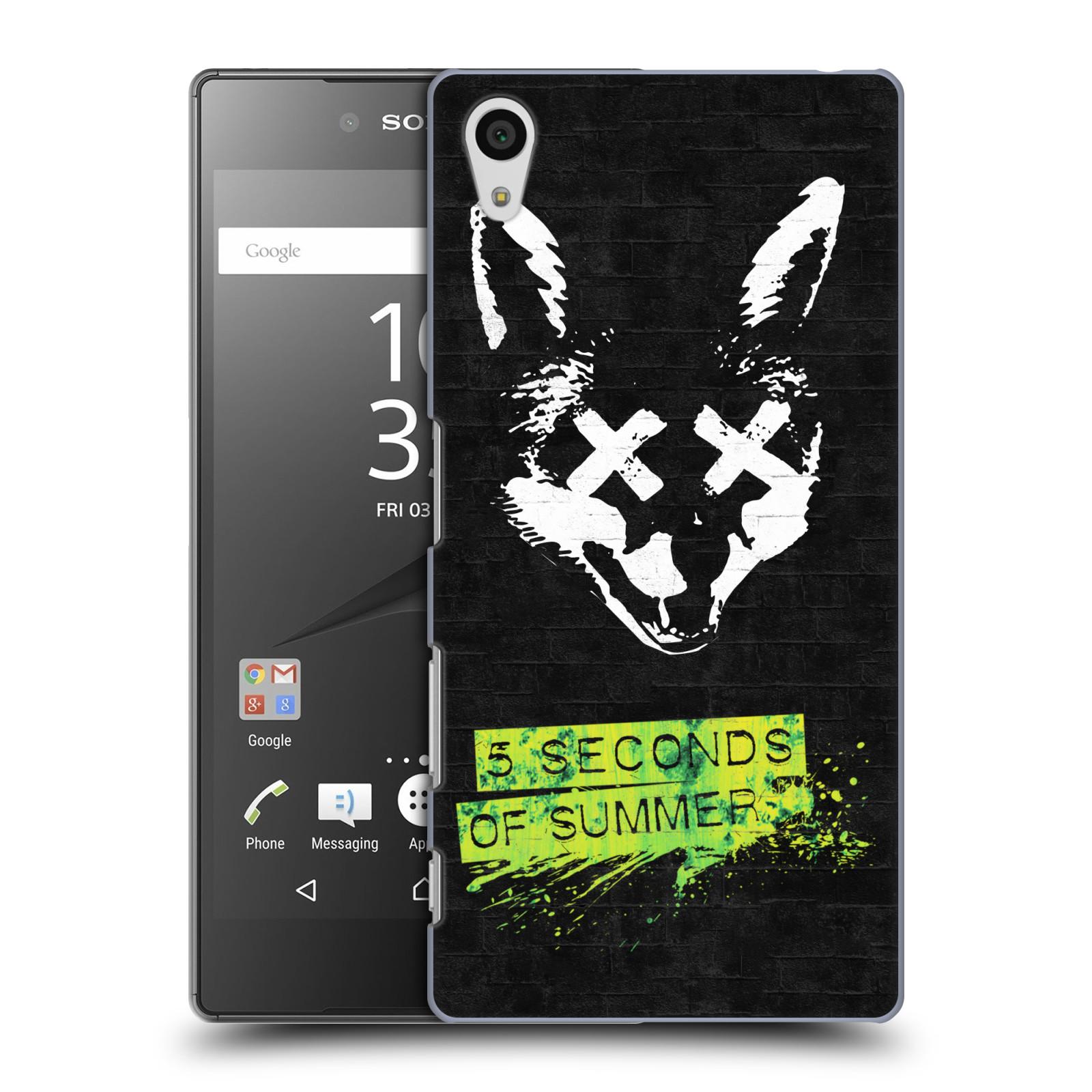 Plastové pouzdro na mobil Sony Xperia Z5 HEAD CASE 5 Seconds of Summer - Fox