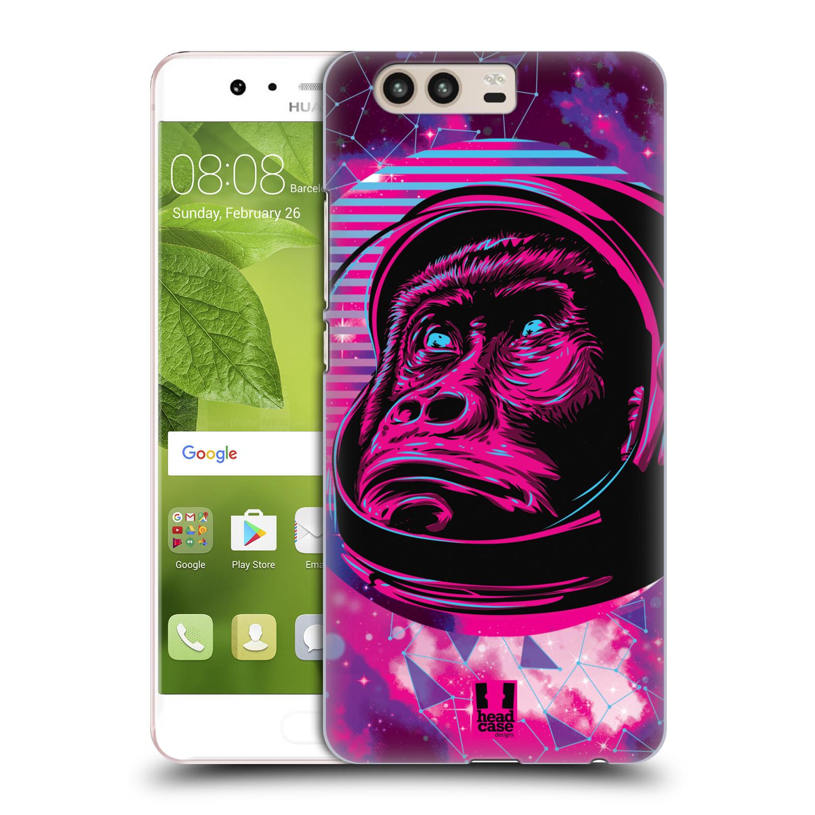 Plastové pouzdro na mobil Huawei P10 - Head Case - Gorila ve skafandru