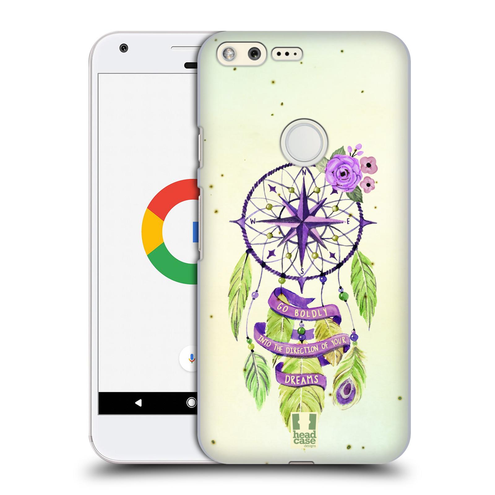 Plastové pouzdro na mobil Google Pixel HEAD CASE Lapač Assorted Compass