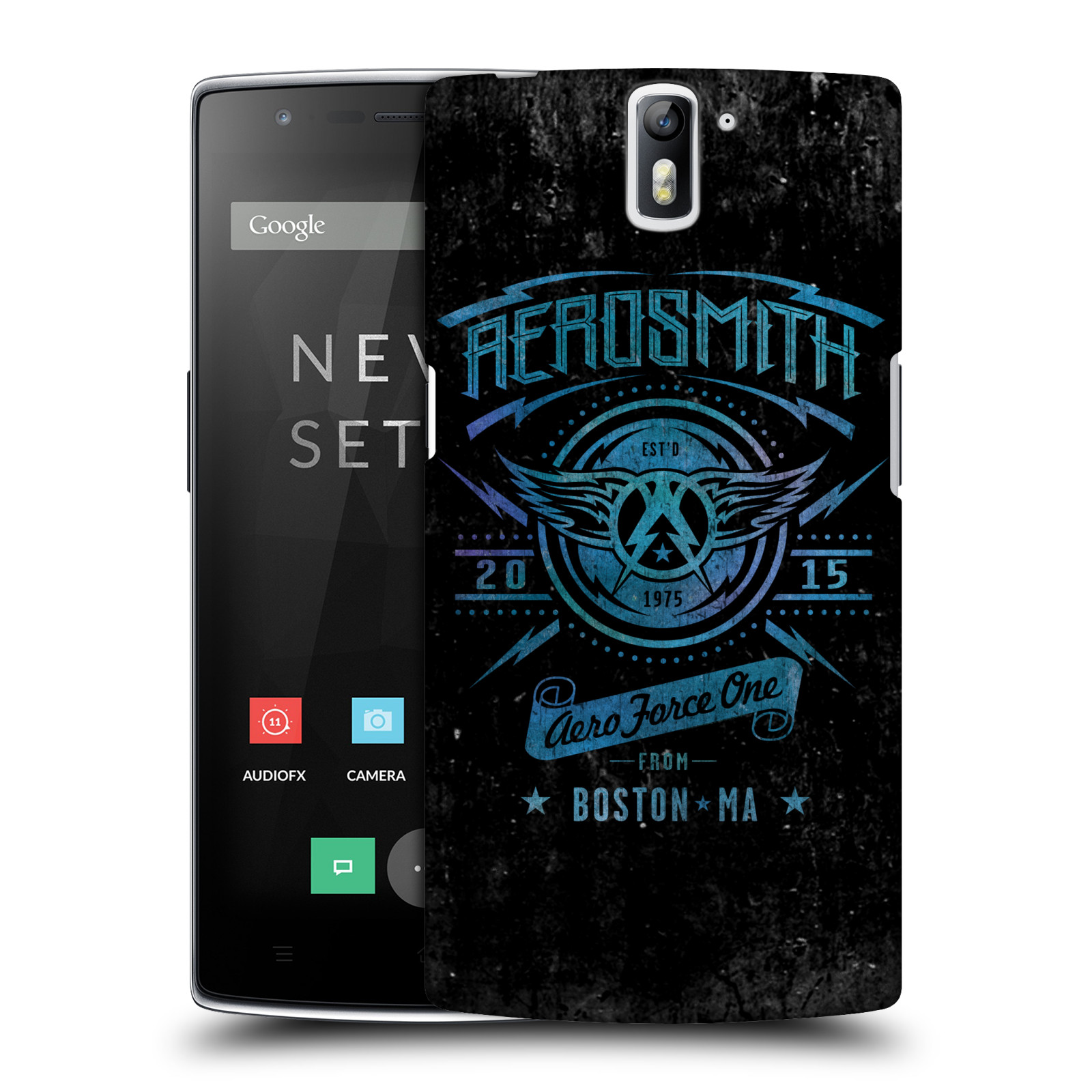 Plastové pouzdro na mobil OnePlus One HEAD CASE - Aerosmith - Aero Force One
