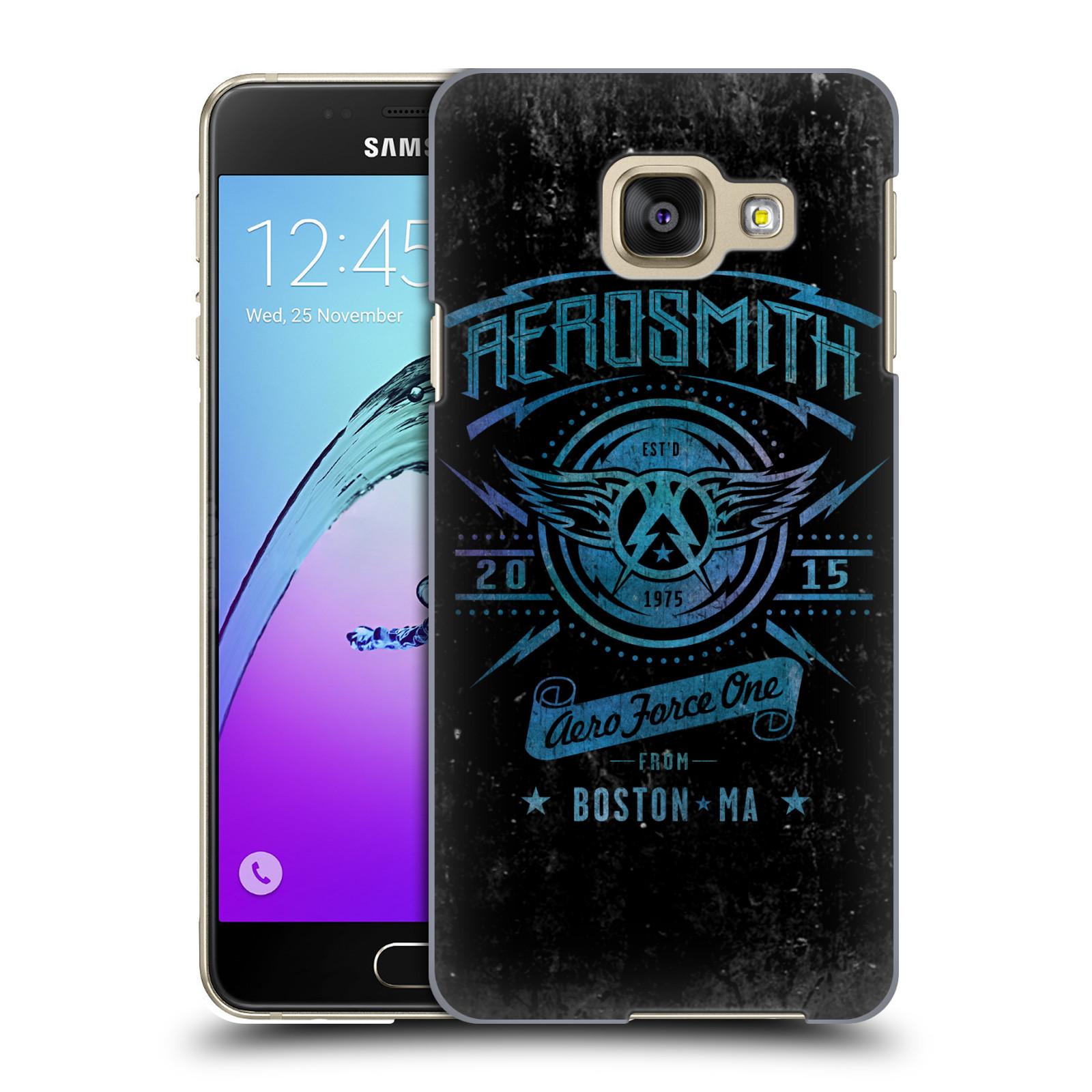 Plastové pouzdro na mobil Samsung Galaxy A3 (2016) HEAD CASE - Aerosmith - Aero Force One