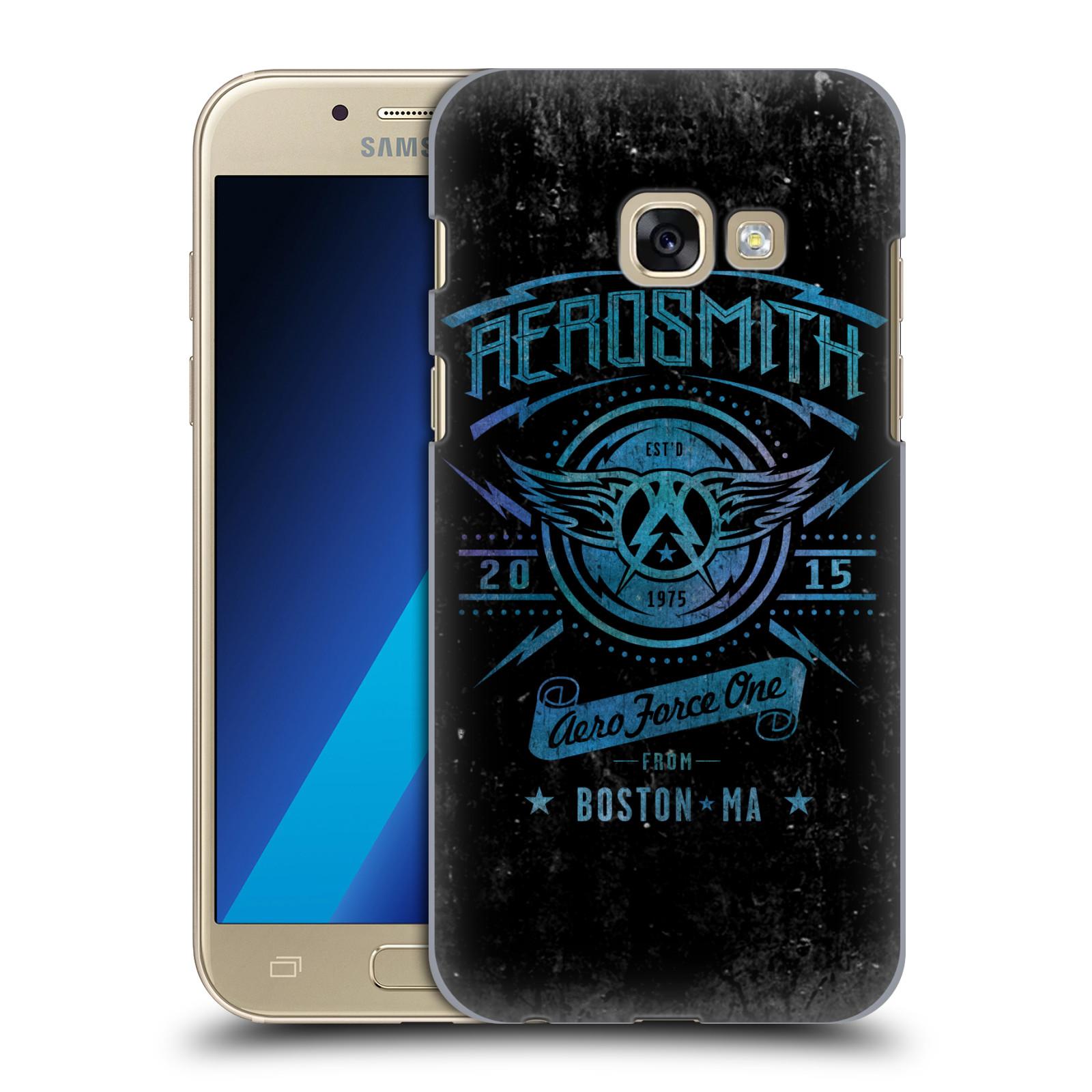 Plastové pouzdro na mobil Samsung Galaxy A3 (2017) HEAD CASE - Aerosmith - Aero Force One