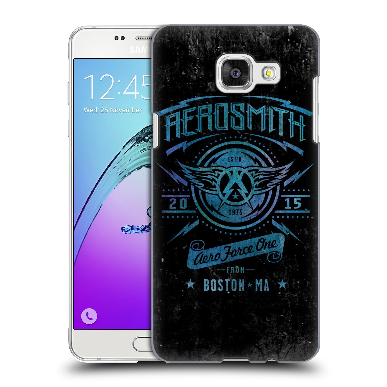 Plastové pouzdro na mobil Samsung Galaxy A5 (2016) HEAD CASE - Aerosmith - Aero Force One