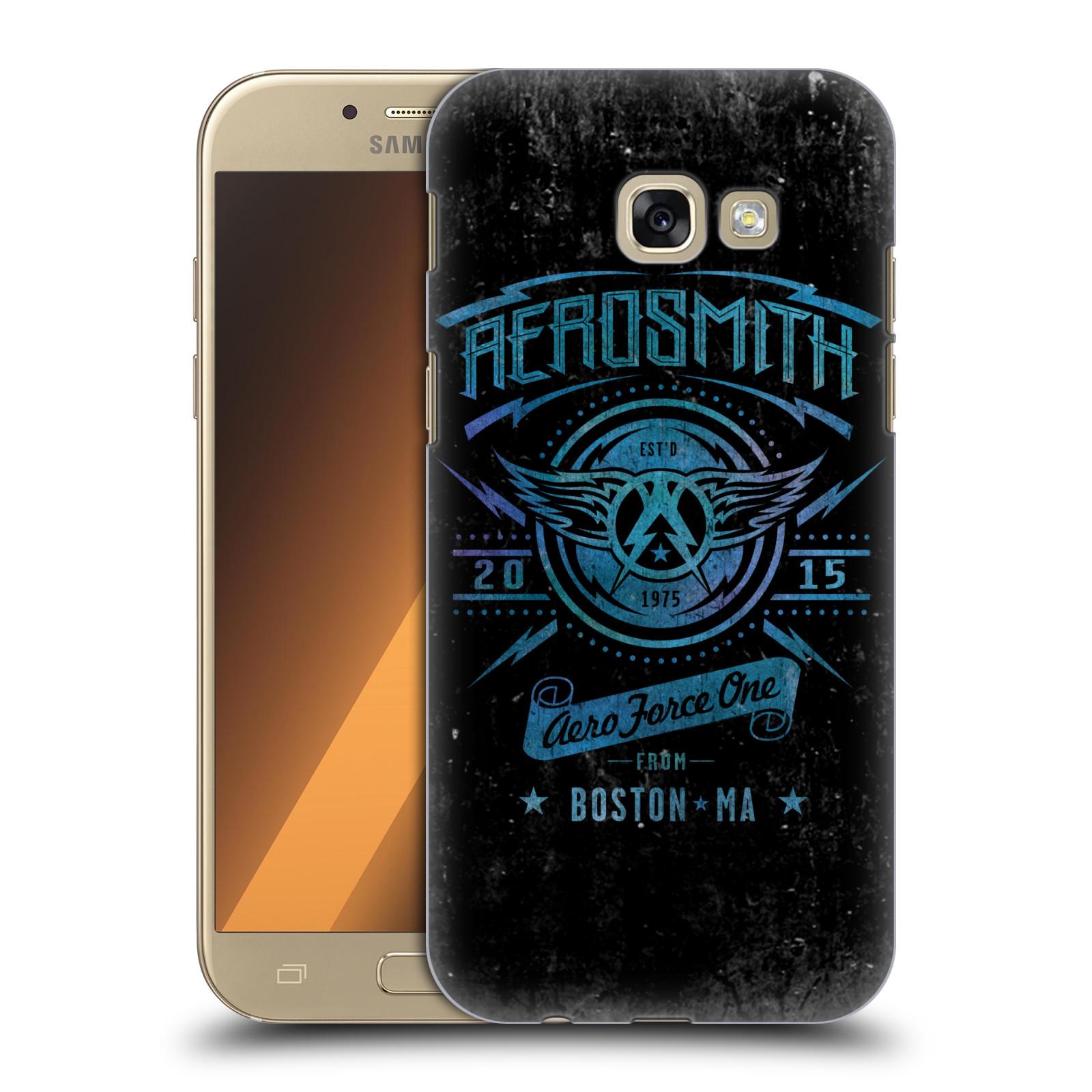 Plastové pouzdro na mobil Samsung Galaxy A5 (2017) HEAD CASE - Aerosmith - Aero Force One