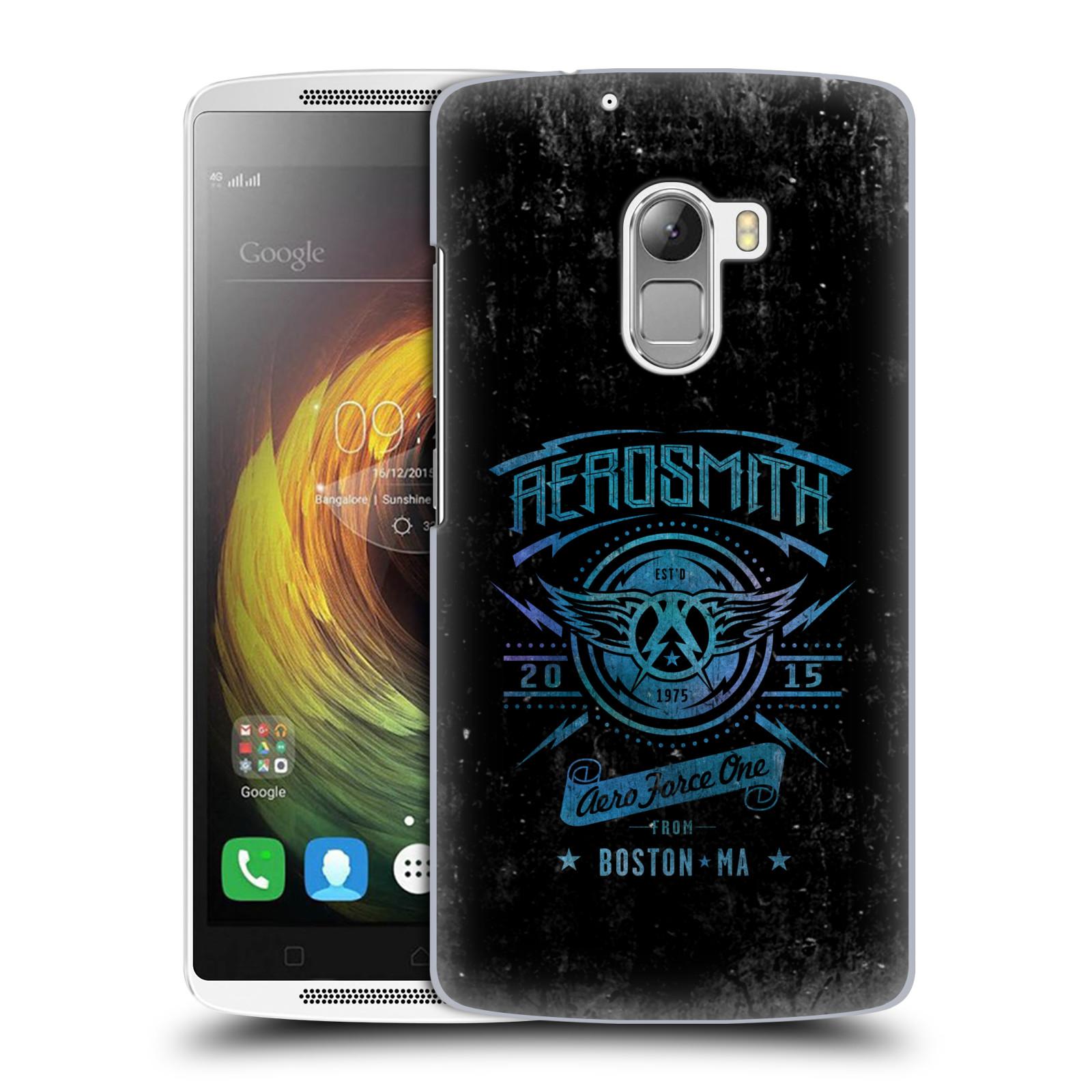Plastové pouzdro na mobil Lenovo A7010 HEAD CASE - Aerosmith - Aero Force One