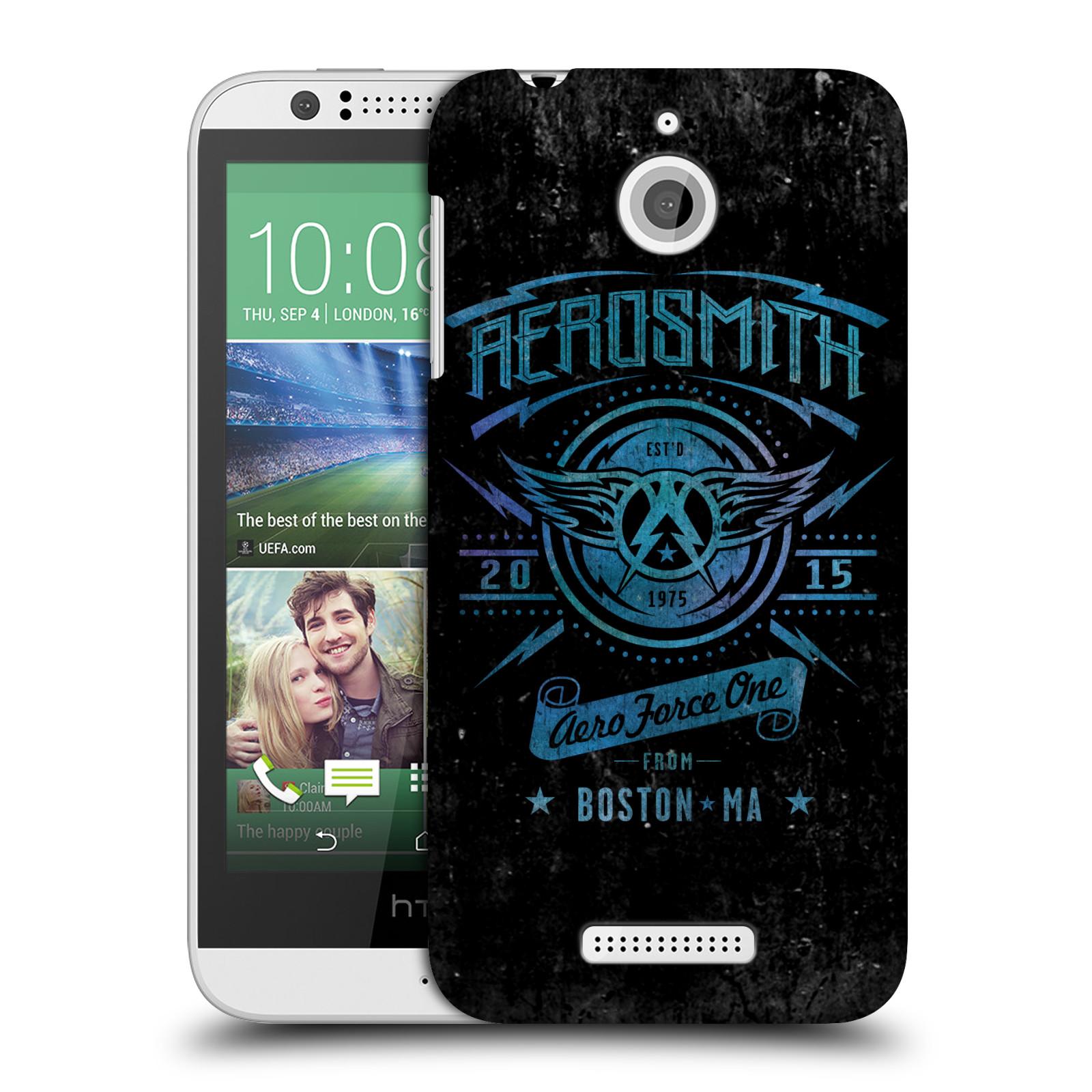 Plastové pouzdro na mobil HTC Desire 510 HEAD CASE - Aerosmith - Aero Force One