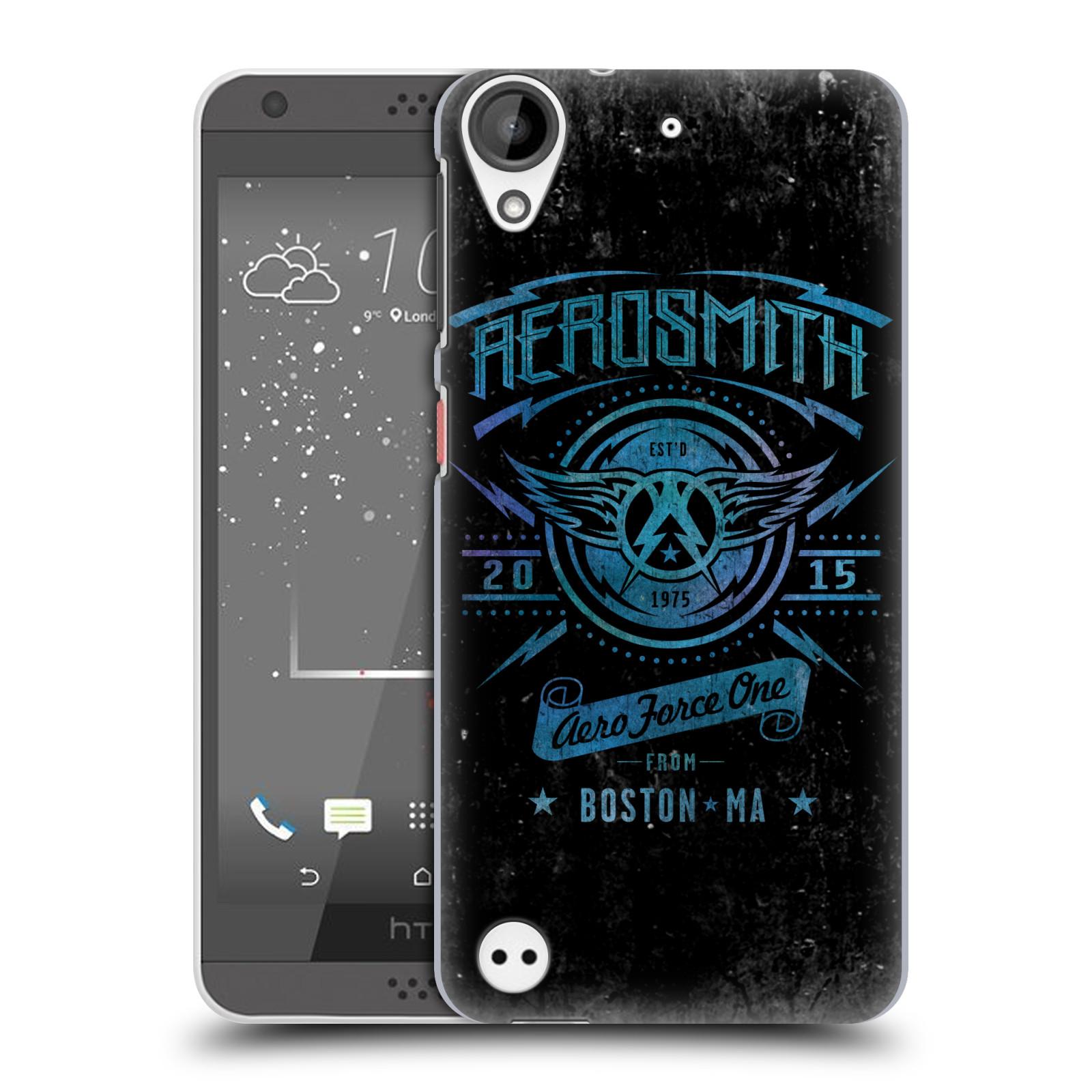 Plastové pouzdro na mobil HTC Desire 530 HEAD CASE - Aerosmith - Aero Force One