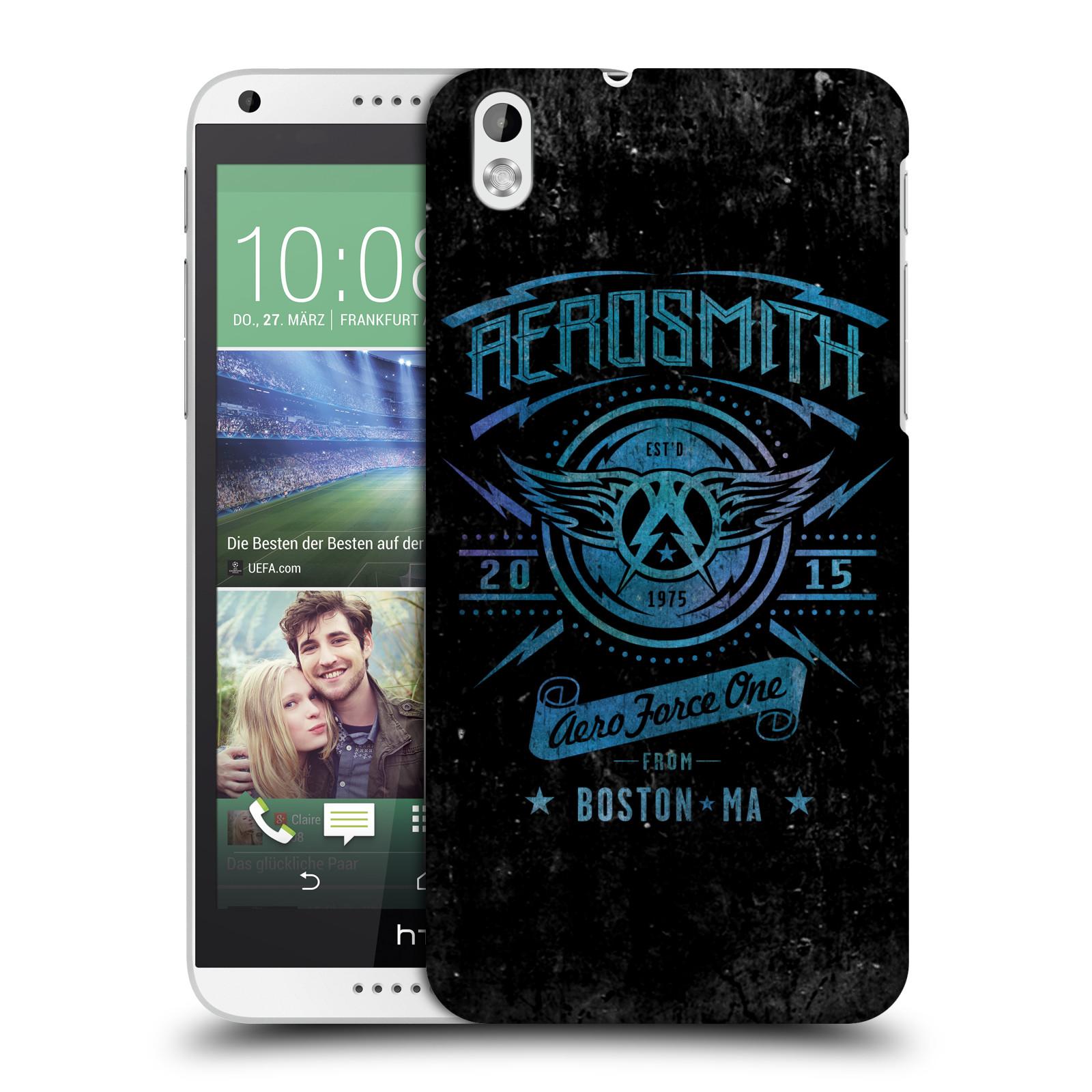 Plastové pouzdro na mobil HTC Desire 816 HEAD CASE - Aerosmith - Aero Force One