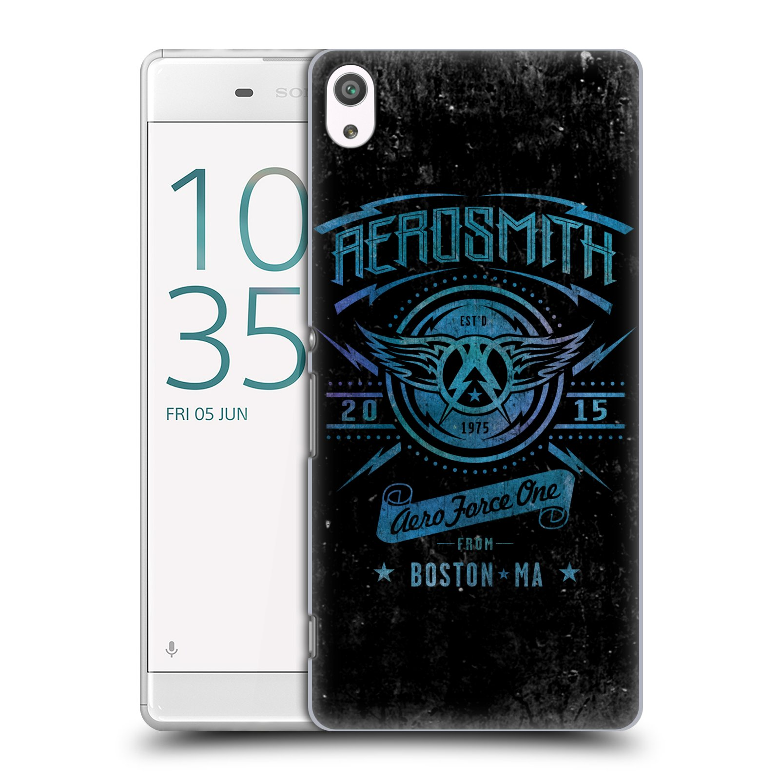 Plastové pouzdro na mobil Sony Xperia XA Ultra HEAD CASE - Aerosmith - Aero Force One
