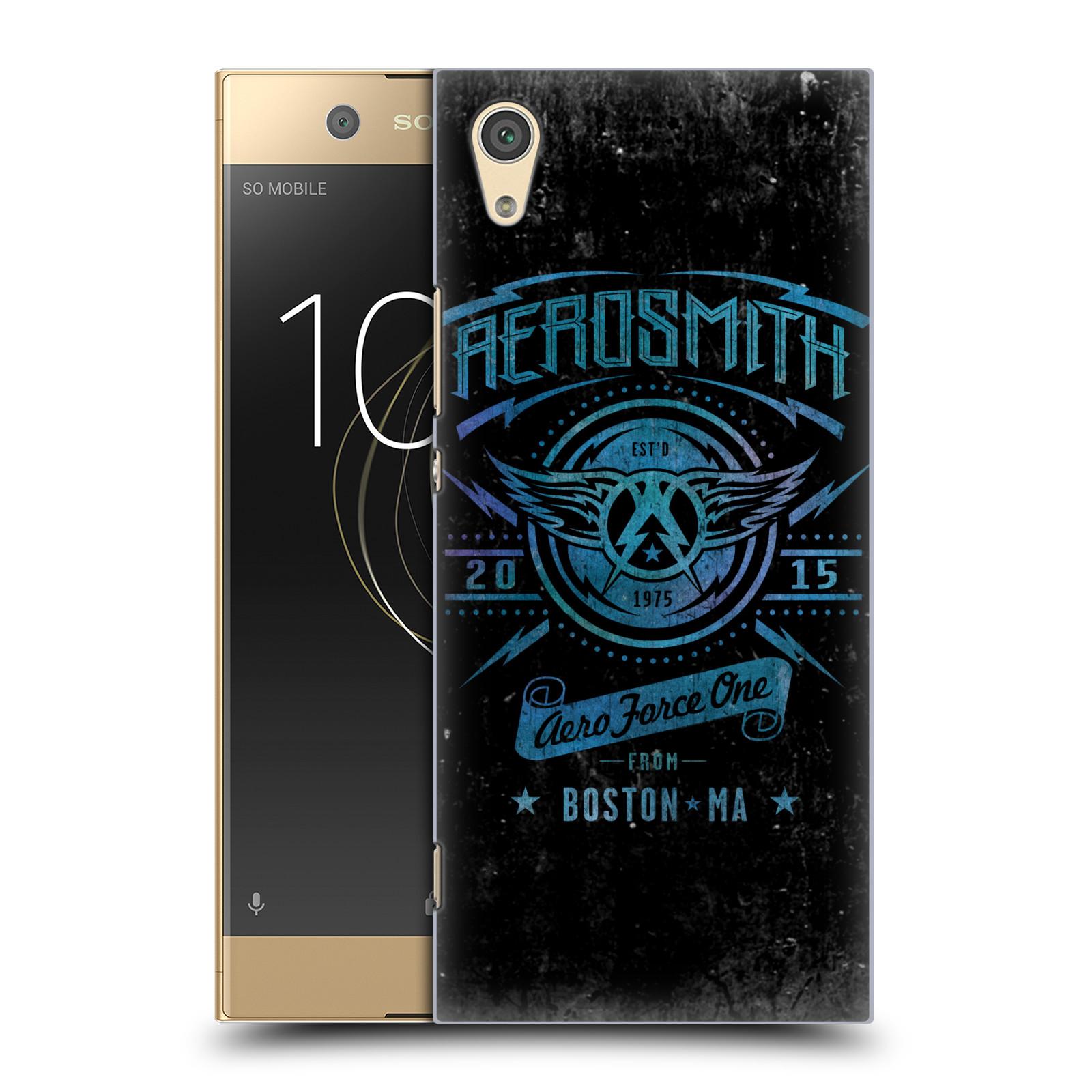 Plastové pouzdro na mobil Sony Xperia XA1 - Head Case - Aerosmith - Aero Force One