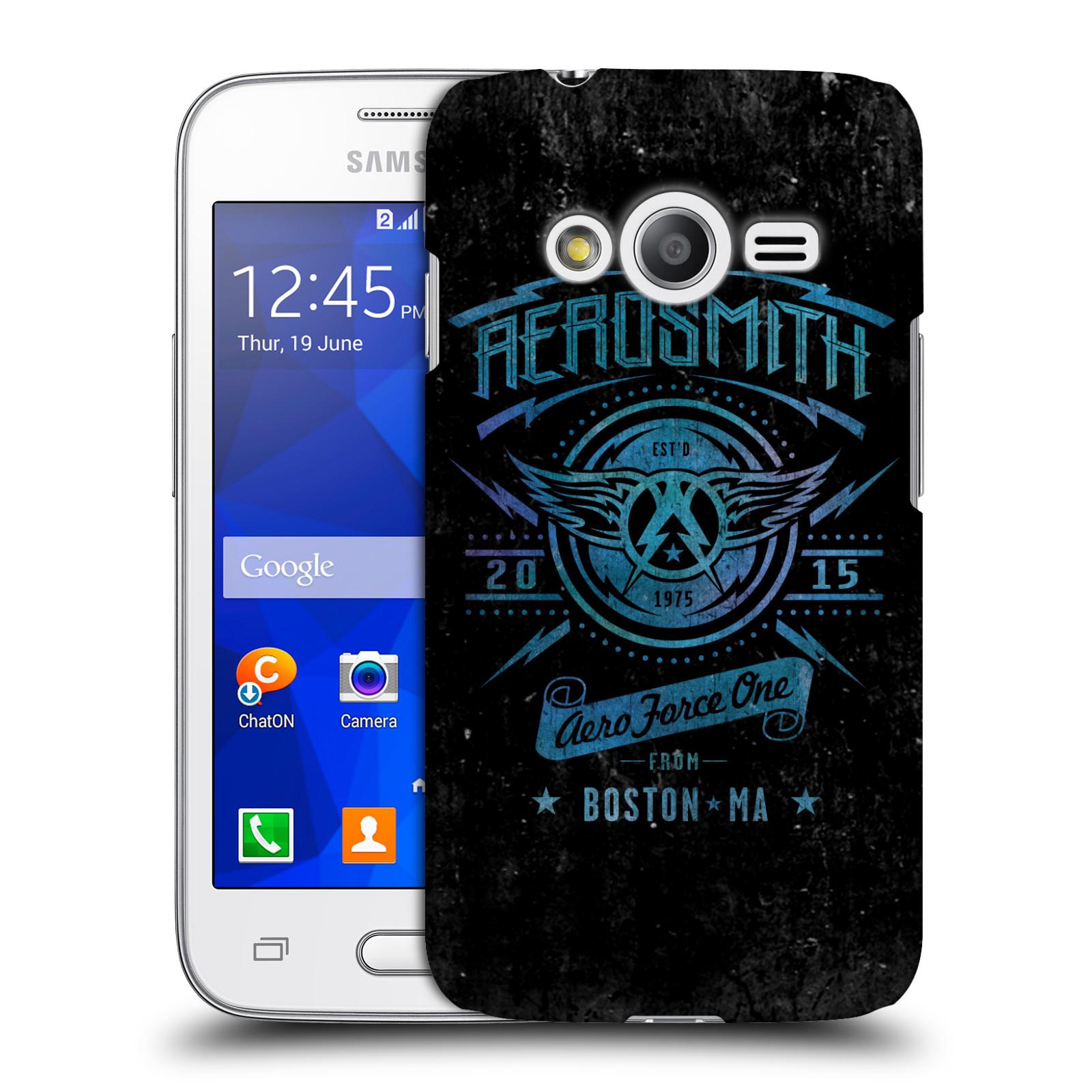 Plastové pouzdro na mobil Samsung Galaxy Trend 2 Lite HEAD CASE - Aerosmith - Aero Force One
