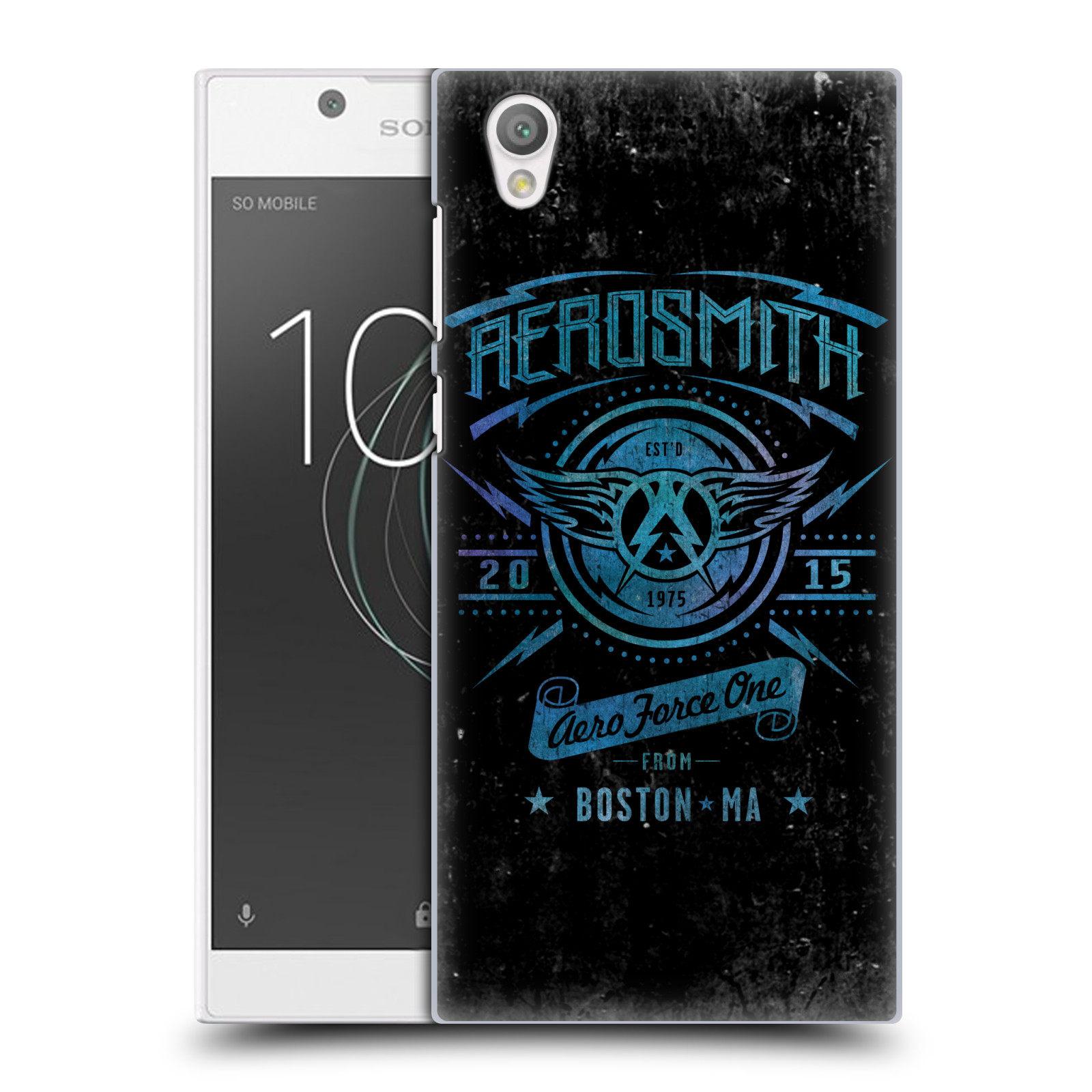 Plastové pouzdro na mobil Sony Xperia L1 - Head Case - Aerosmith - Aero Force One