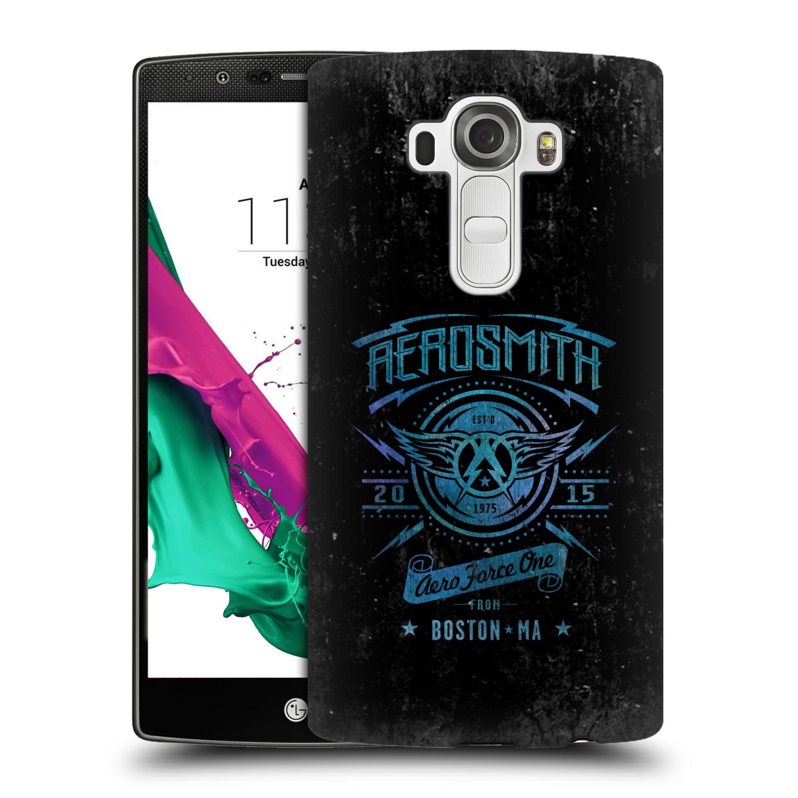 Plastové pouzdro na mobil LG G4 HEAD CASE - Aerosmith - Aero Force One