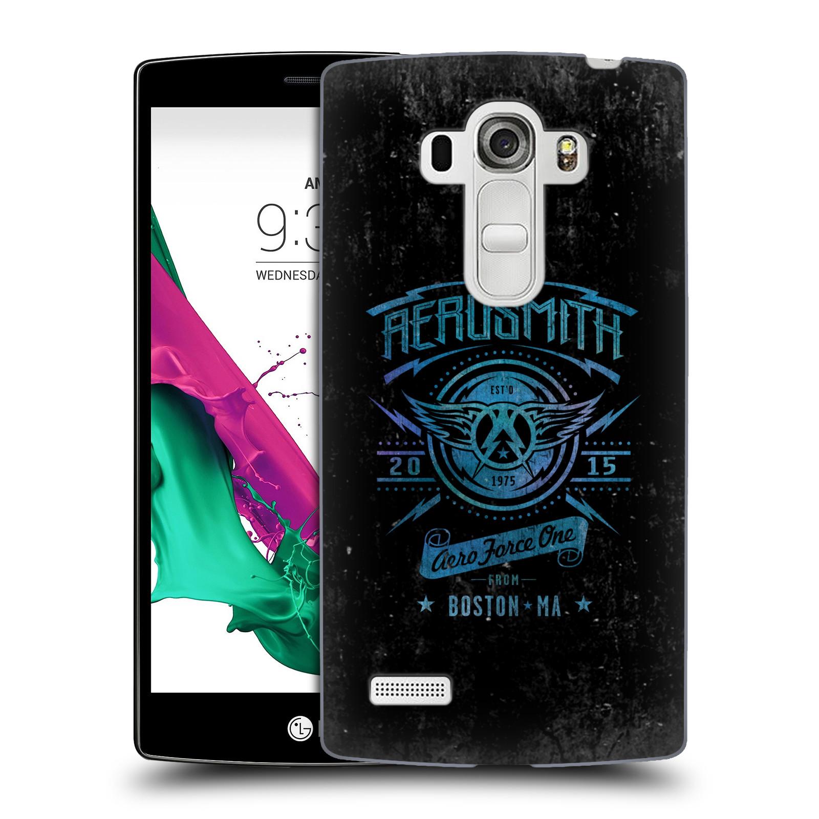 Plastové pouzdro na mobil LG G4s HEAD CASE - Aerosmith - Aero Force One