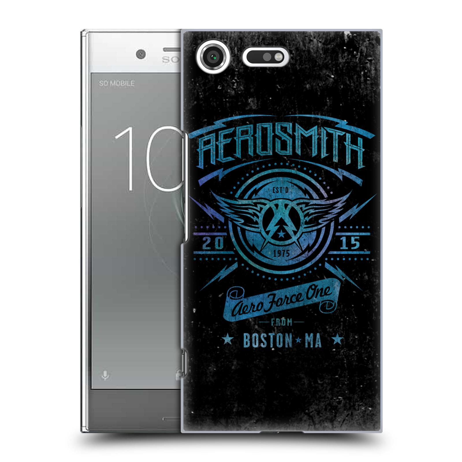 Plastové pouzdro na mobil Sony Xperia XZ Premium Head Case - Aerosmith - Aero Force One