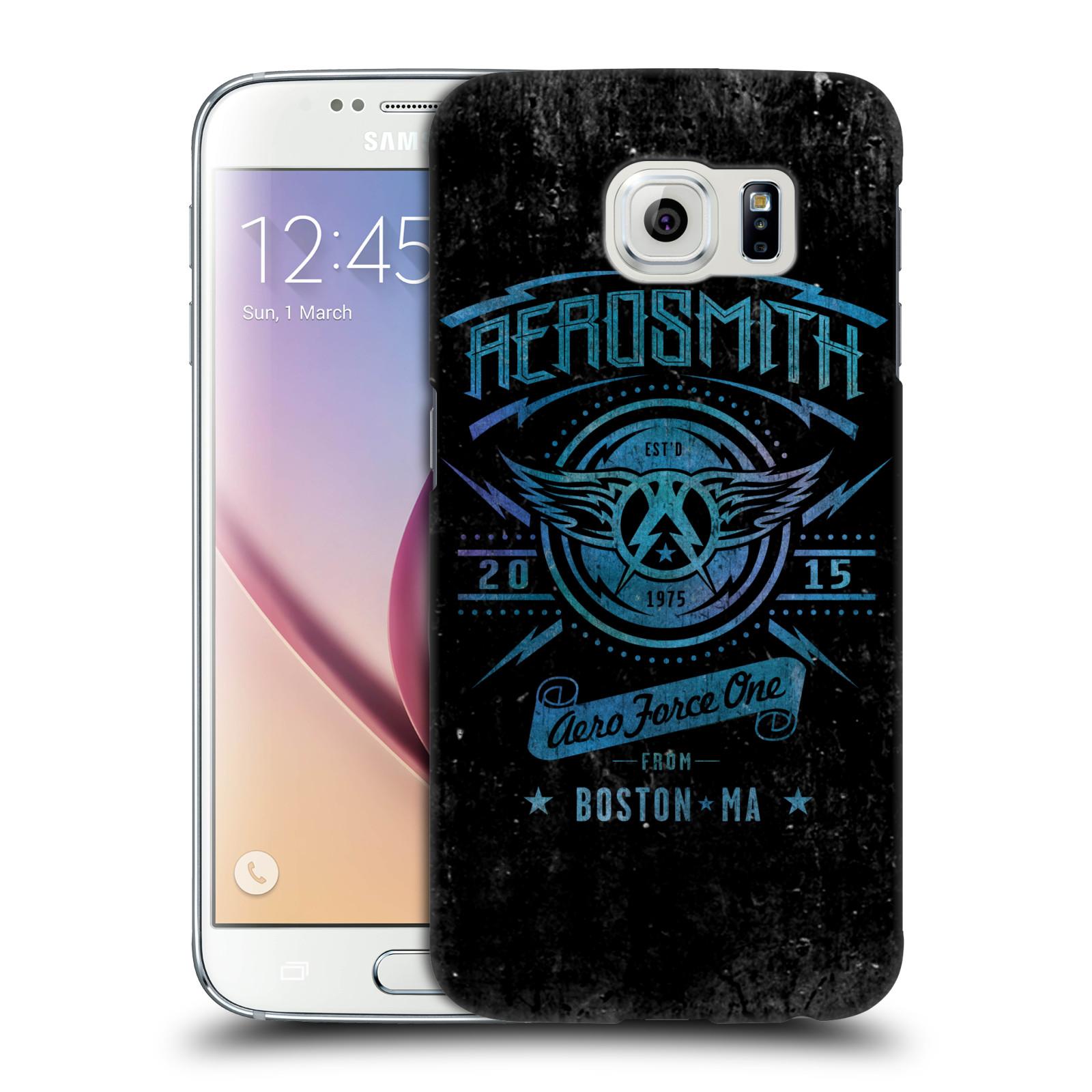 Plastové pouzdro na mobil Samsung Galaxy S6 HEAD CASE - Aerosmith - Aero Force One