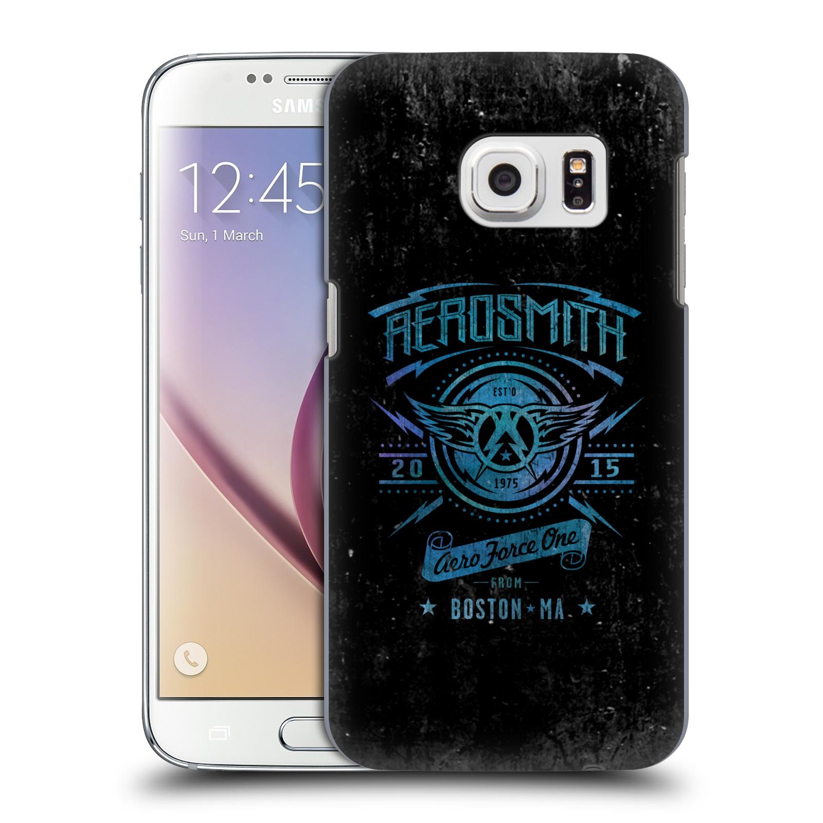 Plastové pouzdro na mobil Samsung Galaxy S7 HEAD CASE - Aerosmith - Aero Force One