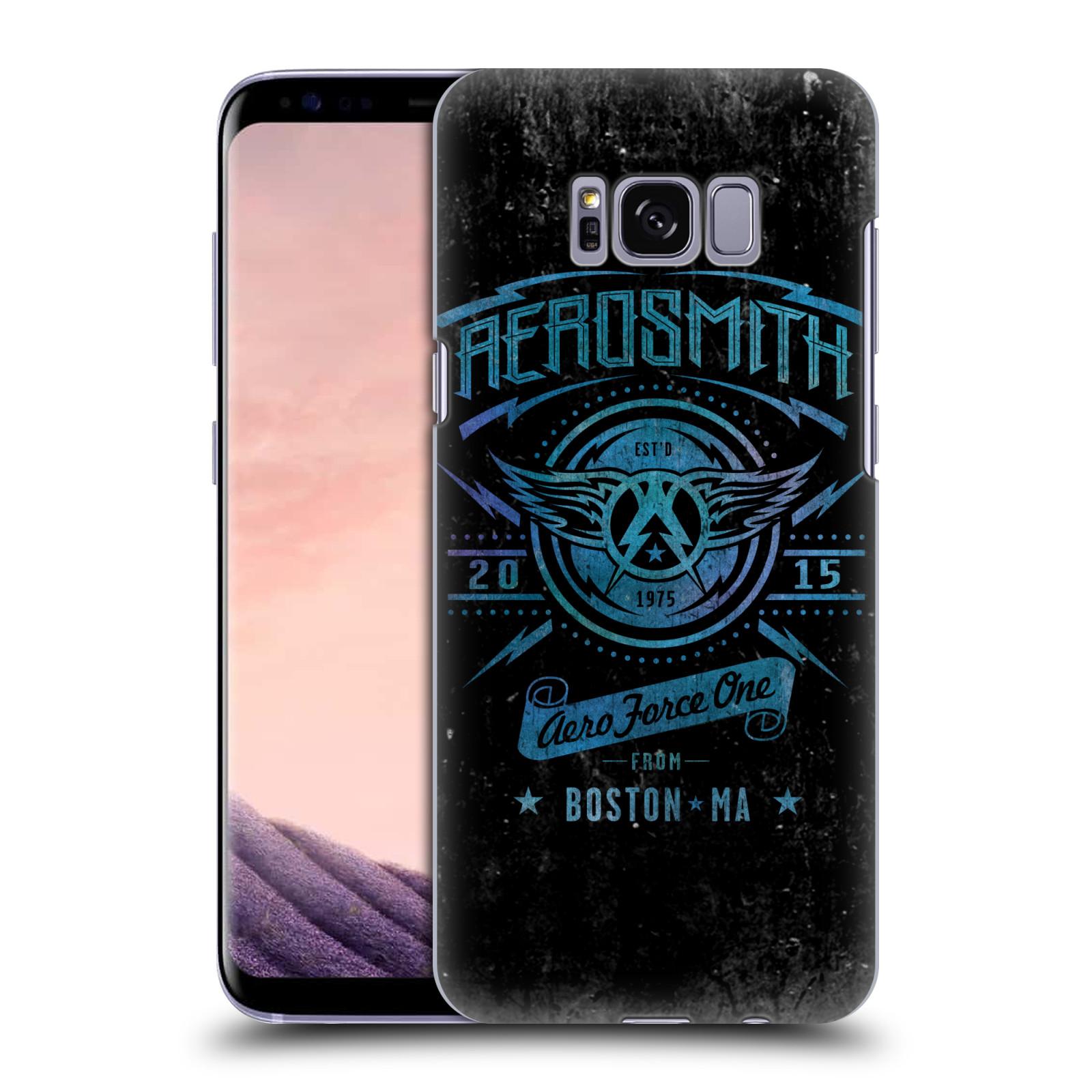 Plastové pouzdro na mobil Samsung Galaxy S8 Head Case - Aerosmith - Aero Force One