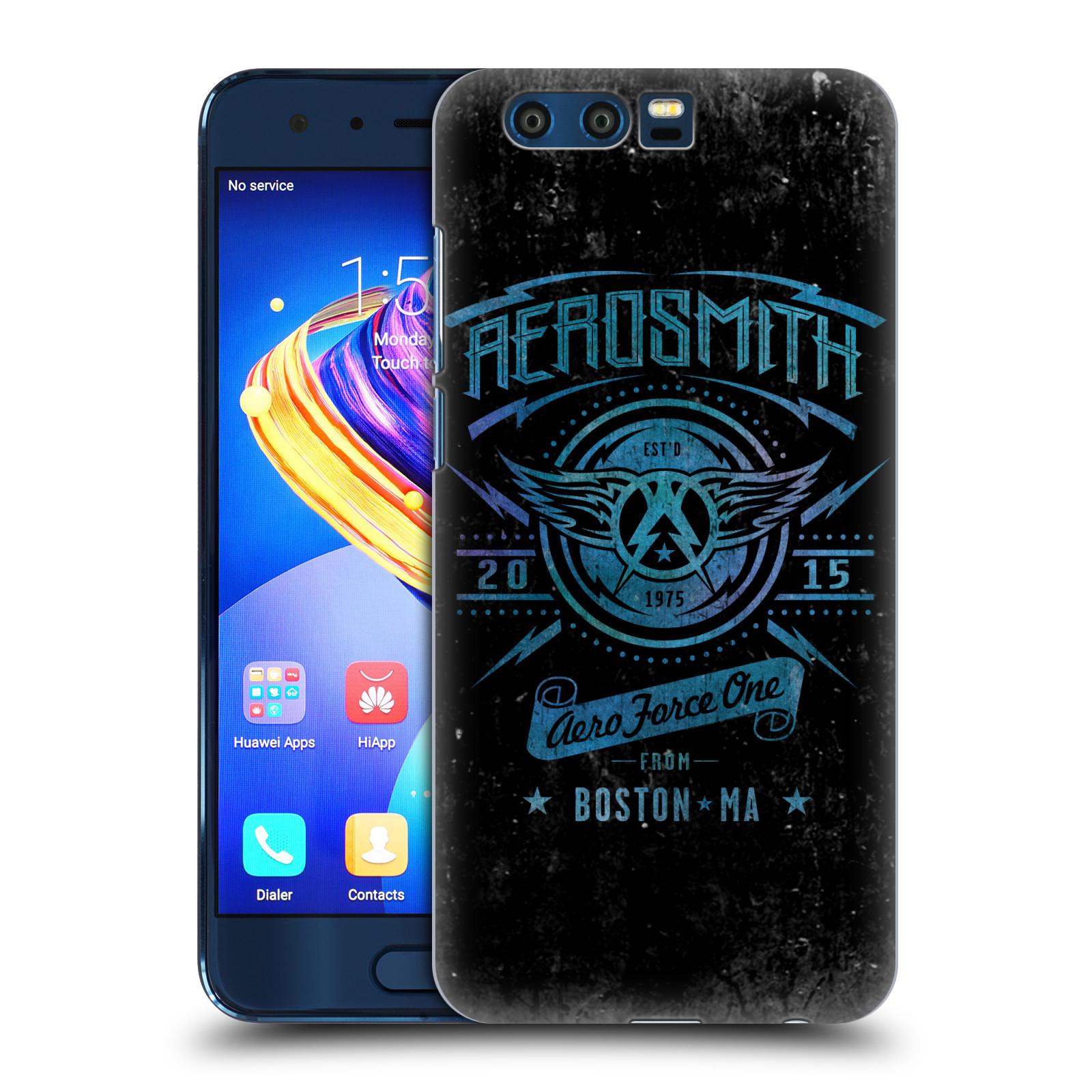 Plastové pouzdro na mobil Honor 9 - Head Case - Aerosmith - Aero Force One