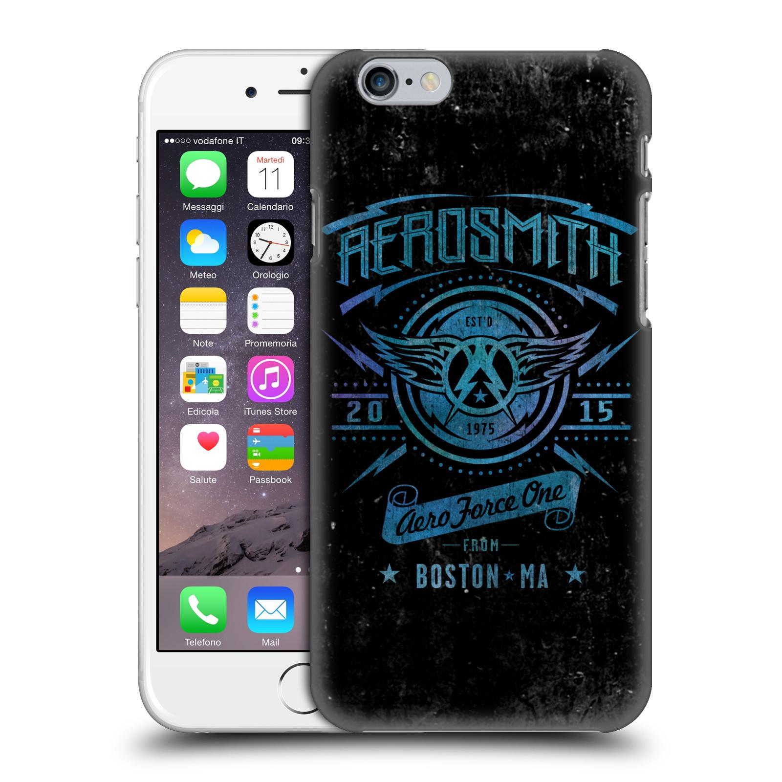 Plastové pouzdro na mobil Apple iPhone 6 HEAD CASE - Aerosmith - Aero Force One