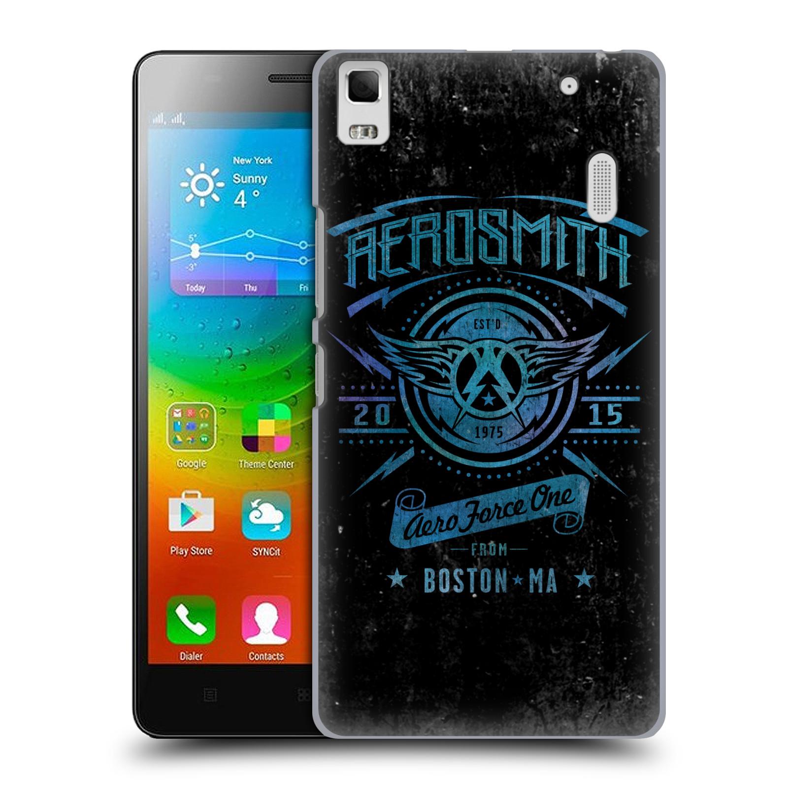 Plastové pouzdro na mobil Lenovo A7000 HEAD CASE - Aerosmith - Aero Force One