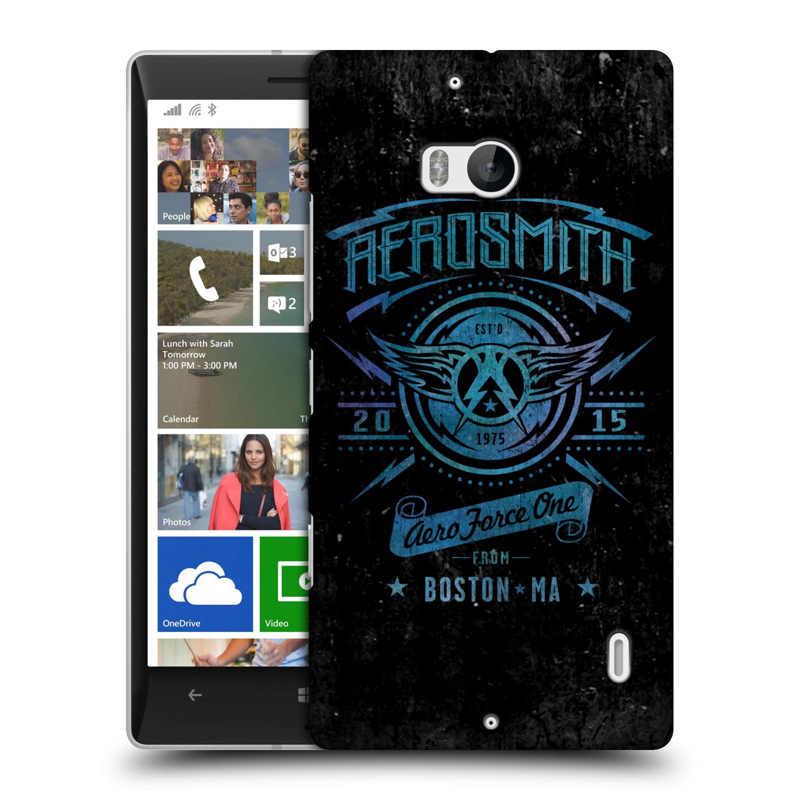 Plastové pouzdro na mobil Nokia Lumia 930 HEAD CASE - Aerosmith - Aero Force One
