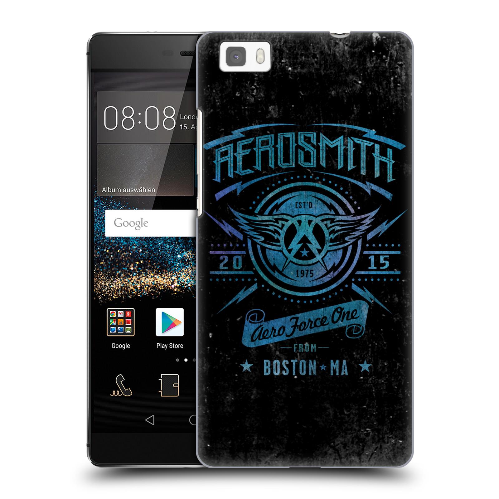 Plastové pouzdro na mobil Huawei P8 Lite HEAD CASE - Aerosmith - Aero Force One