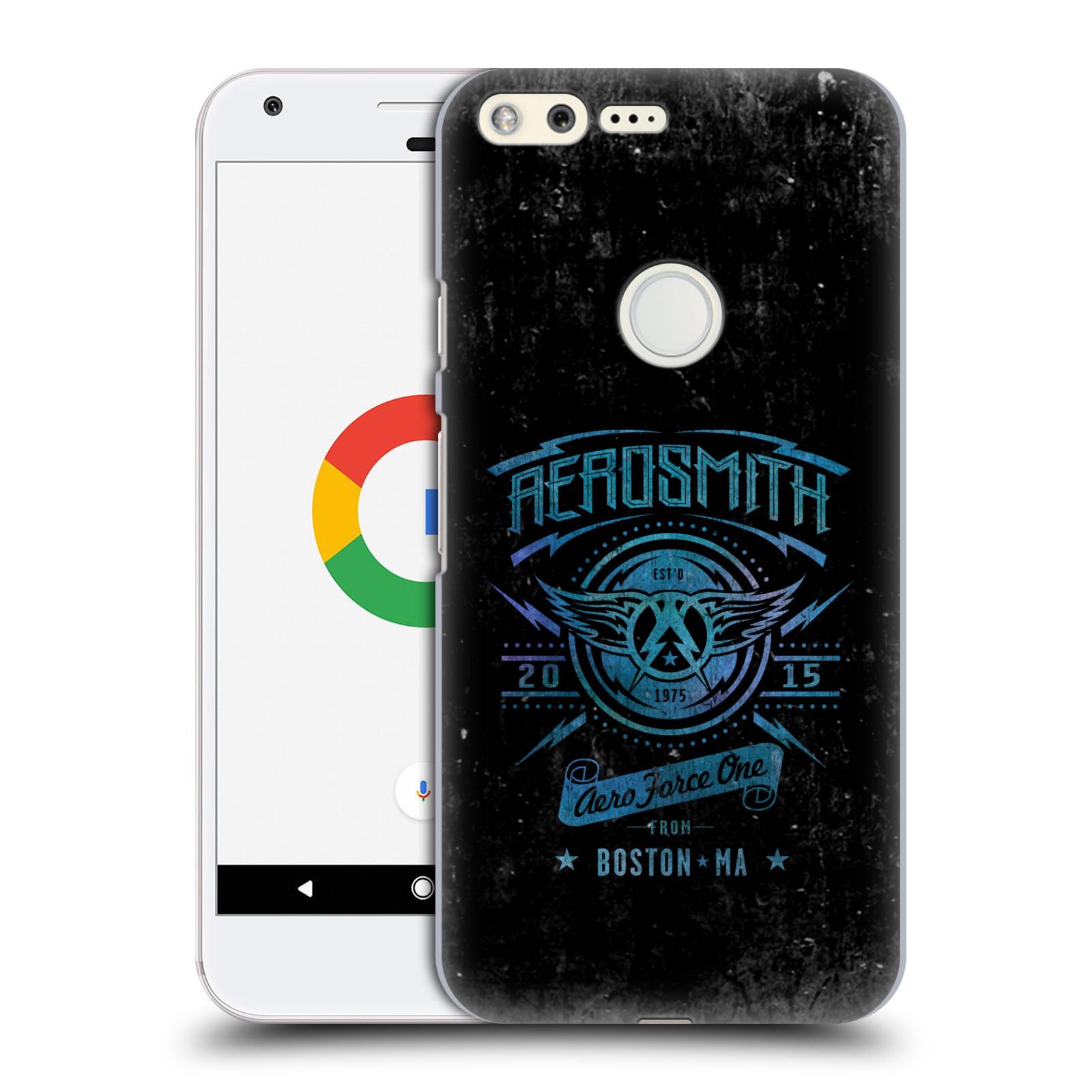 Plastové pouzdro na mobil Google Pixel HEAD CASE - Aerosmith - Aero Force One