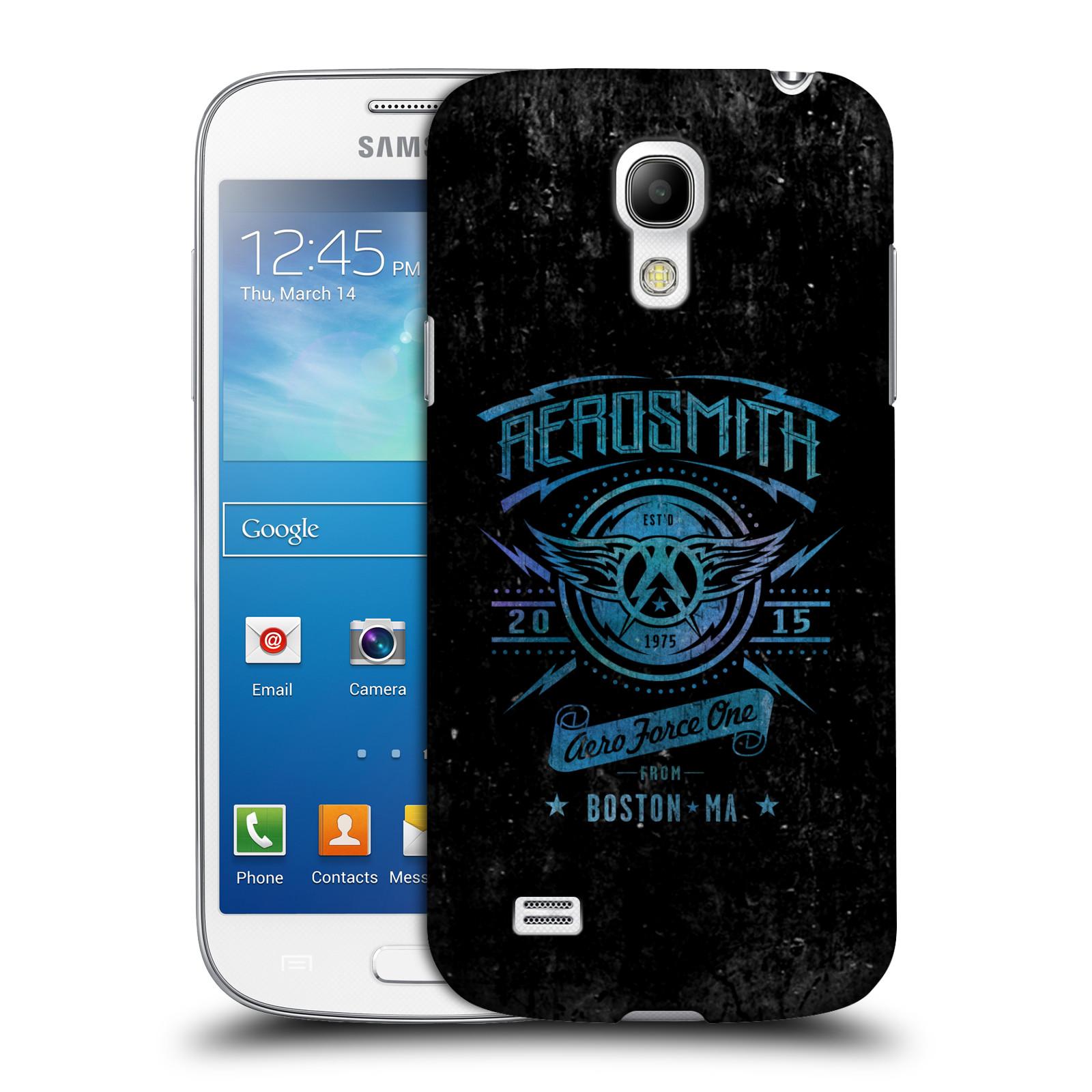 Plastové pouzdro na mobil Samsung Galaxy S4 Mini HEAD CASE - Aerosmith - Aero Force One