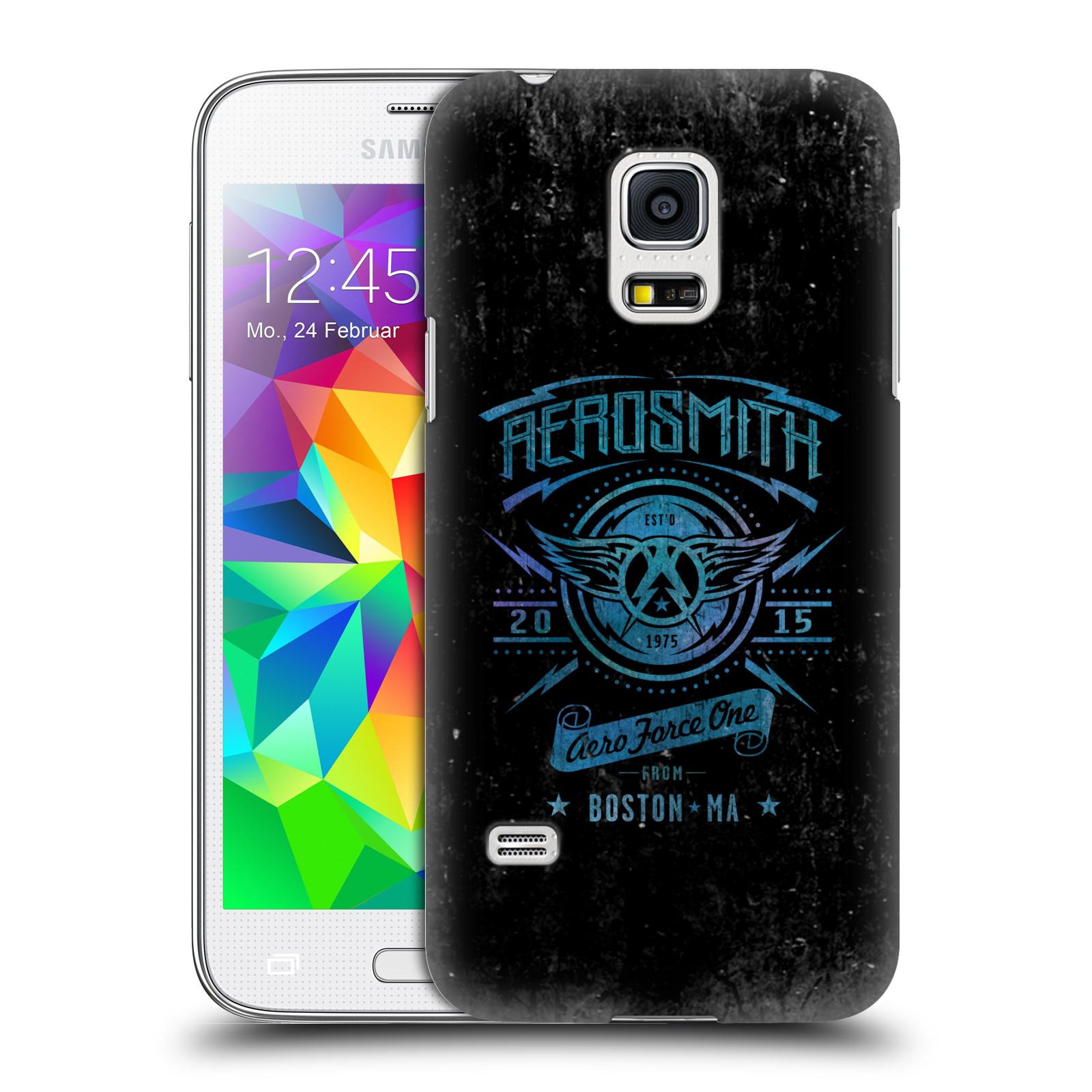 Plastové pouzdro na mobil Samsung Galaxy S5 Mini HEAD CASE - Aerosmith - Aero Force One