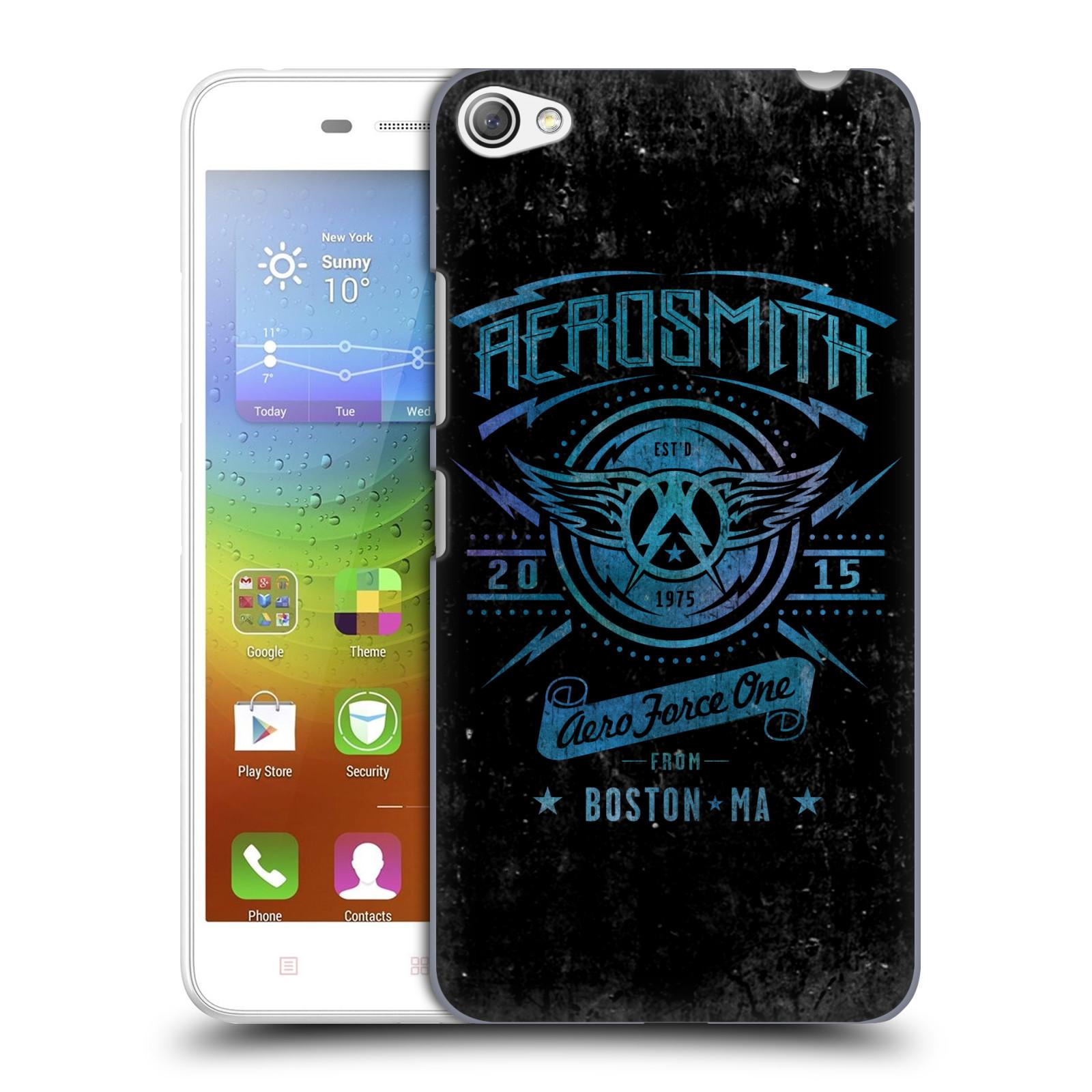 Plastové pouzdro na mobil Lenovo S60 HEAD CASE - Aerosmith - Aero Force One