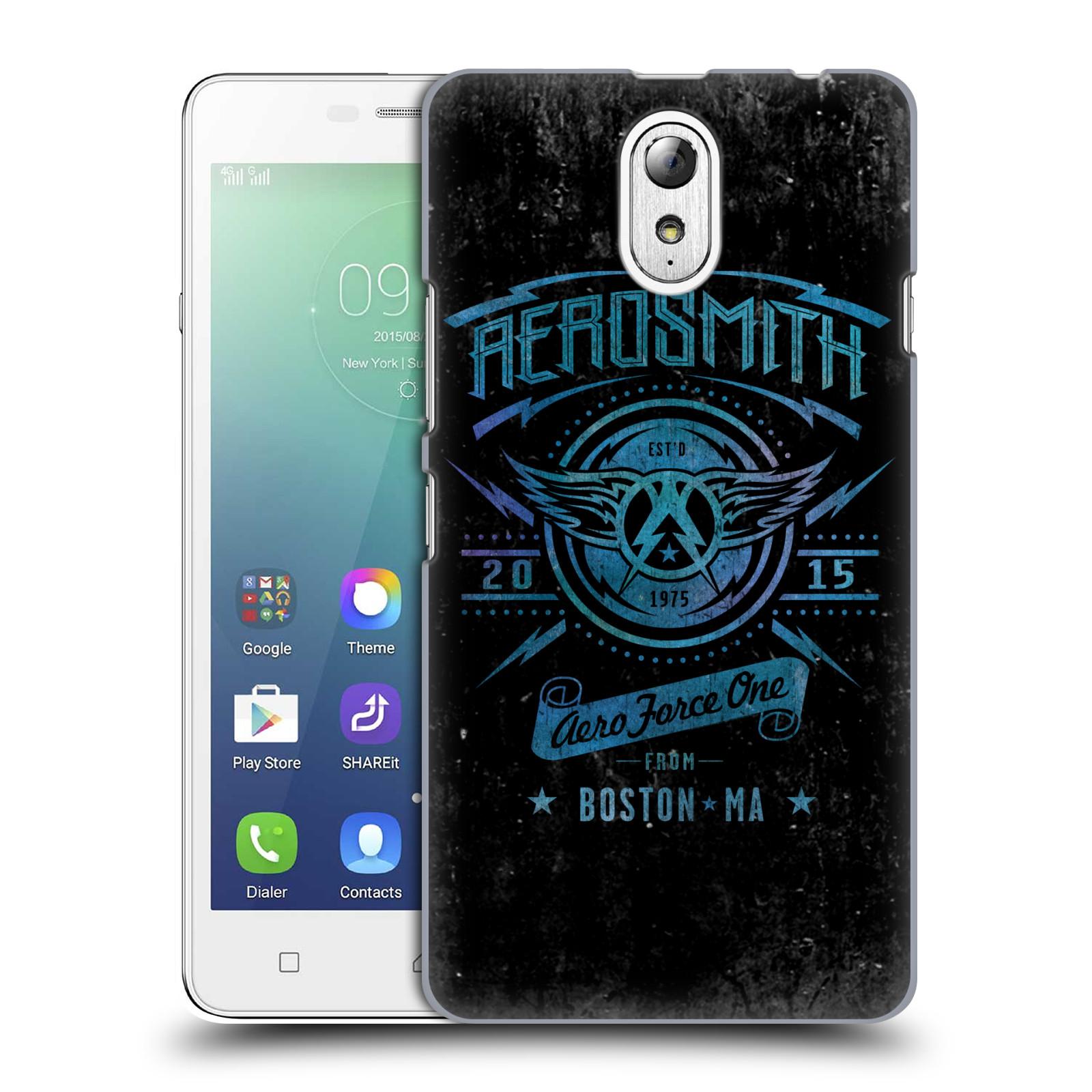 Plastové pouzdro na mobil Lenovo Vibe P1m HEAD CASE - Aerosmith - Aero Force One