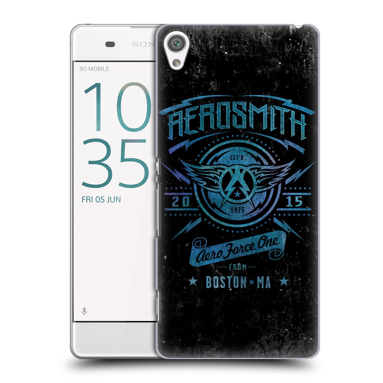 Plastové pouzdro na mobil Sony Xperia XA HEAD CASE - Aerosmith - Aero Force One