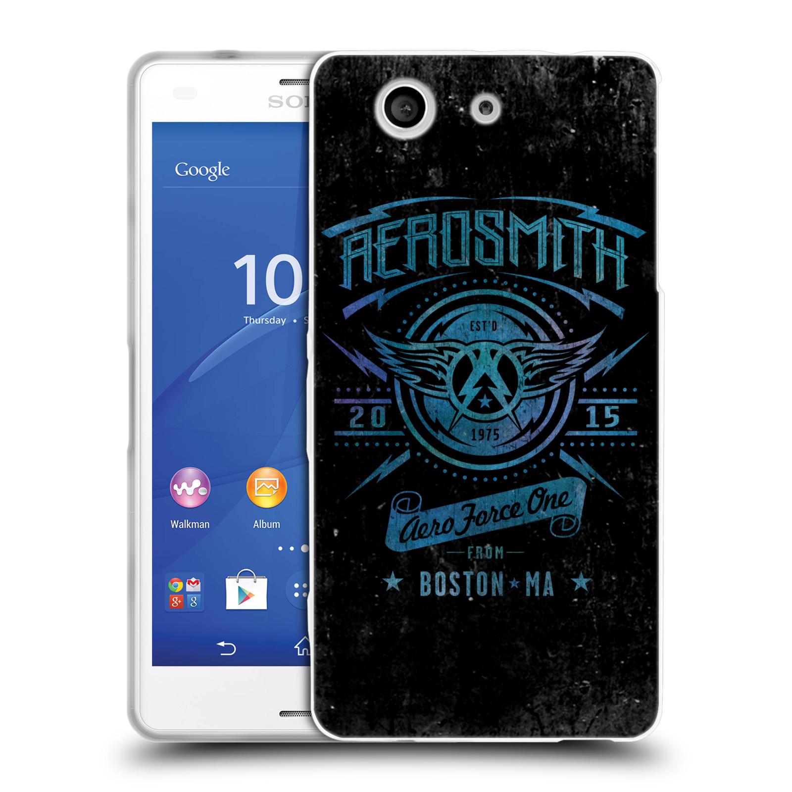 Silikonové pouzdro na mobil Sony Xperia Z3 Compact D5803 HEAD CASE - Aerosmith - Aero Force One