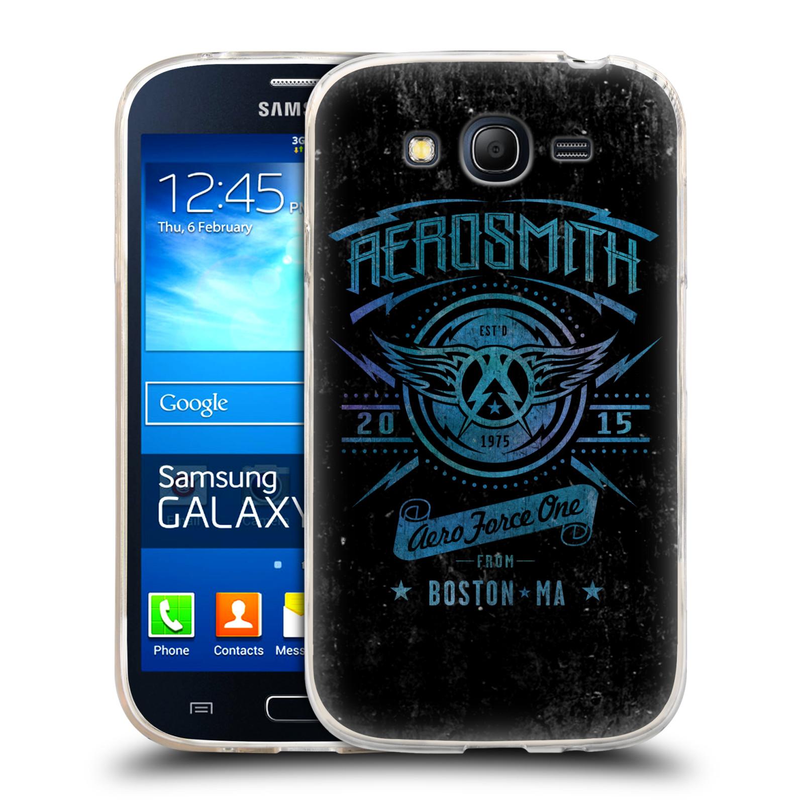 Silikonové pouzdro na mobil Samsung Galaxy Grand Neo Plus HEAD CASE - Aerosmith - Aero Force One