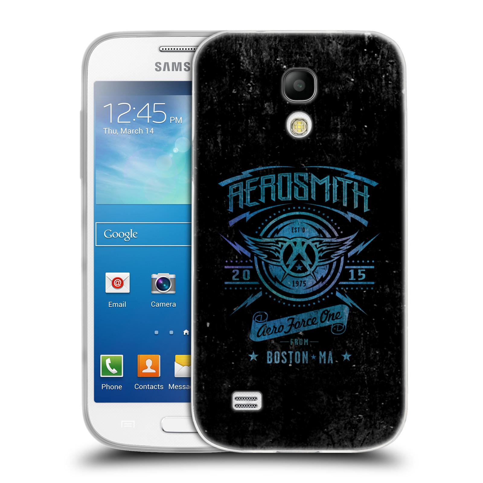 Silikonové pouzdro na mobil Samsung Galaxy S4 Mini HEAD CASE - Aerosmith - Aero Force One