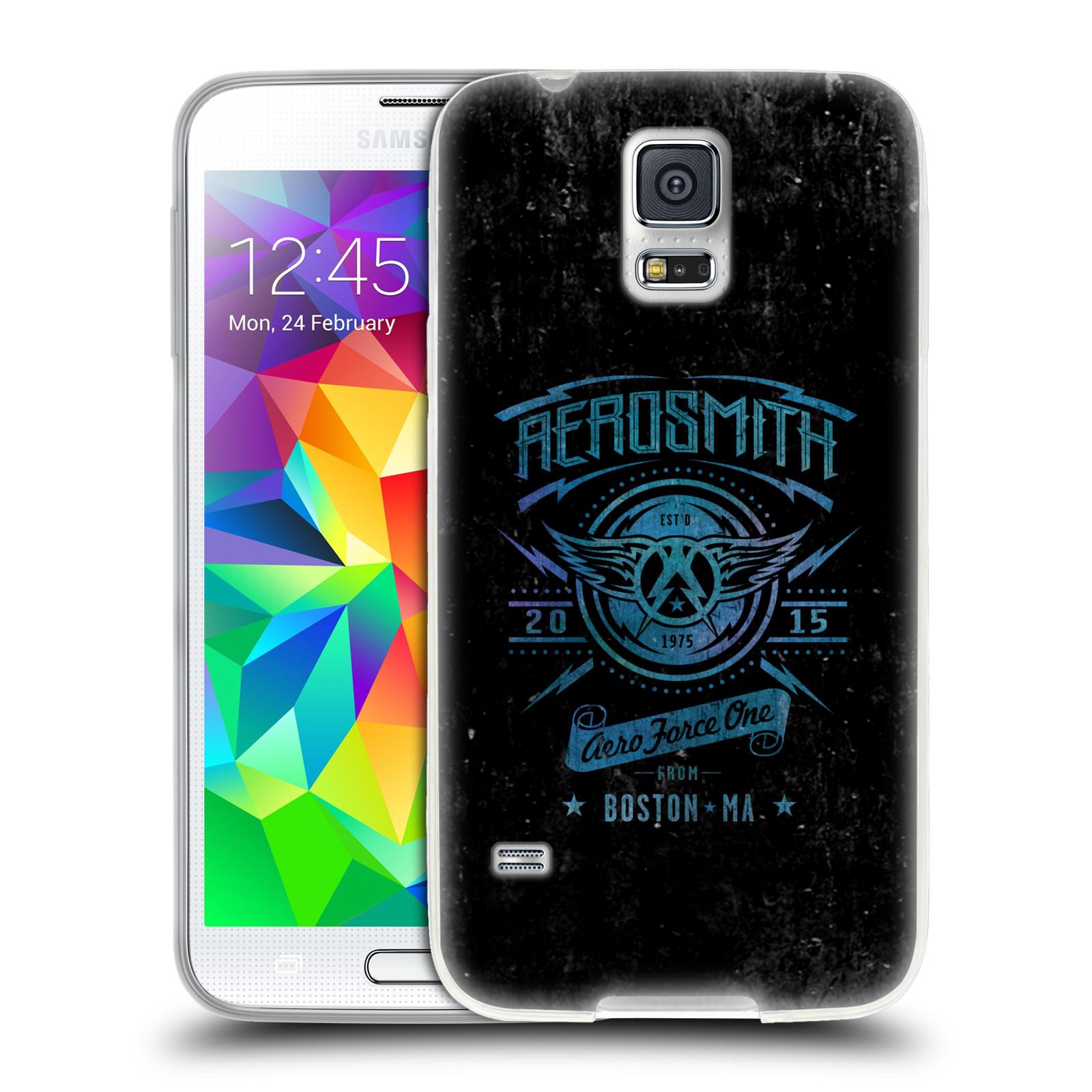 Silikonové pouzdro na mobil Samsung Galaxy S5 Neo HEAD CASE - Aerosmith - Aero Force One