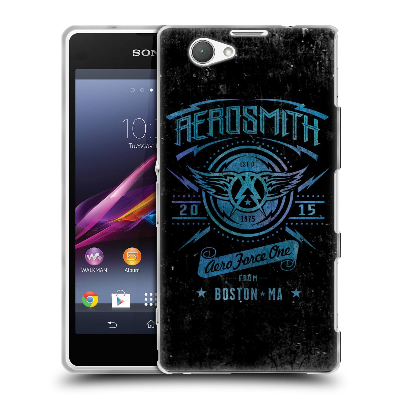 Silikonové pouzdro na mobil Sony Xperia Z1 Compact D5503 HEAD CASE - Aerosmith - Aero Force One
