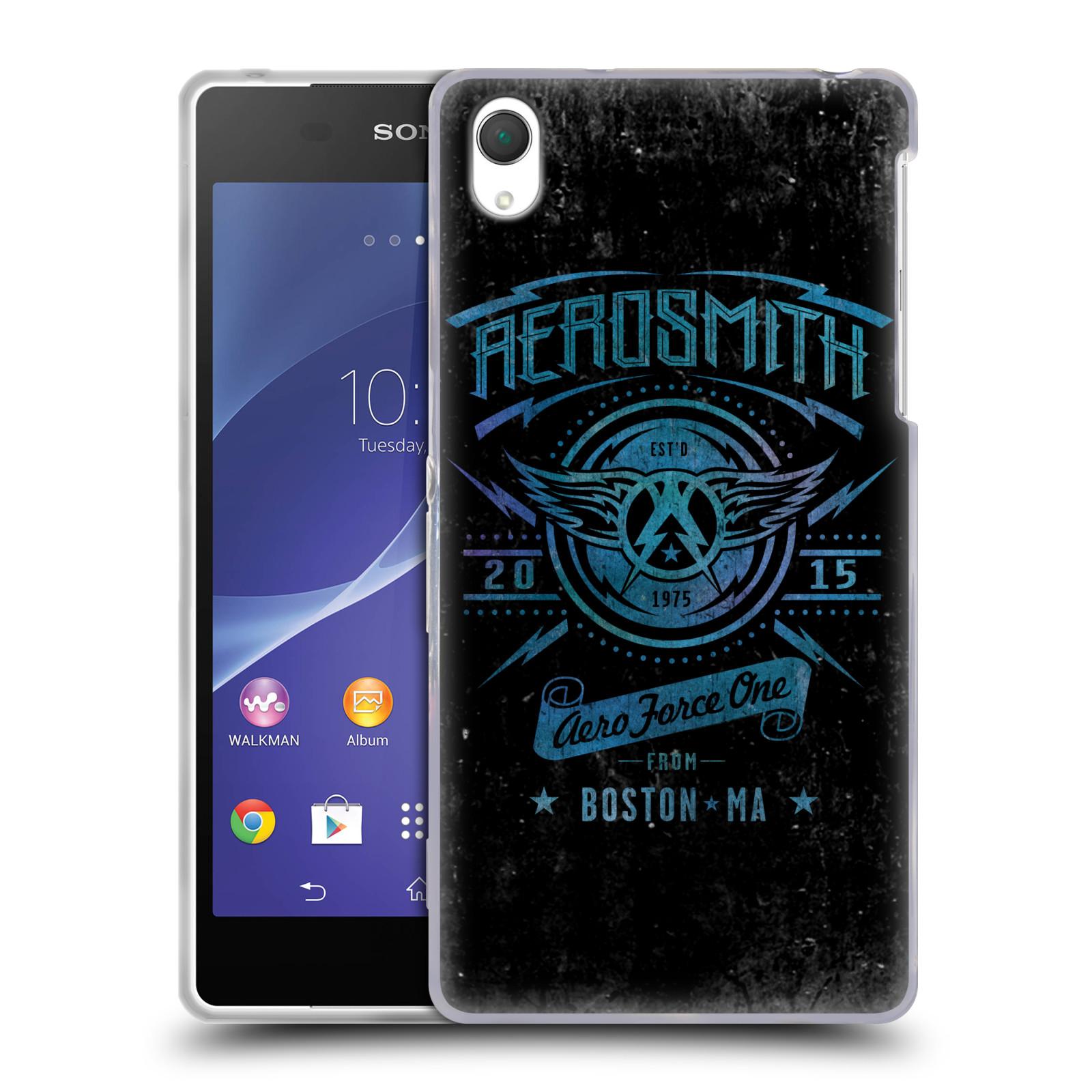 Silikonové pouzdro na mobil Sony Xperia Z2 D6503 HEAD CASE - Aerosmith - Aero Force One