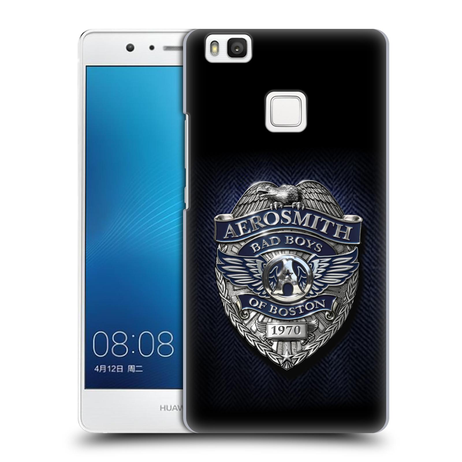 Plastové pouzdro na mobil Huawei P9 Lite HEAD CASE - Aerosmith - Bad Boys of Boston