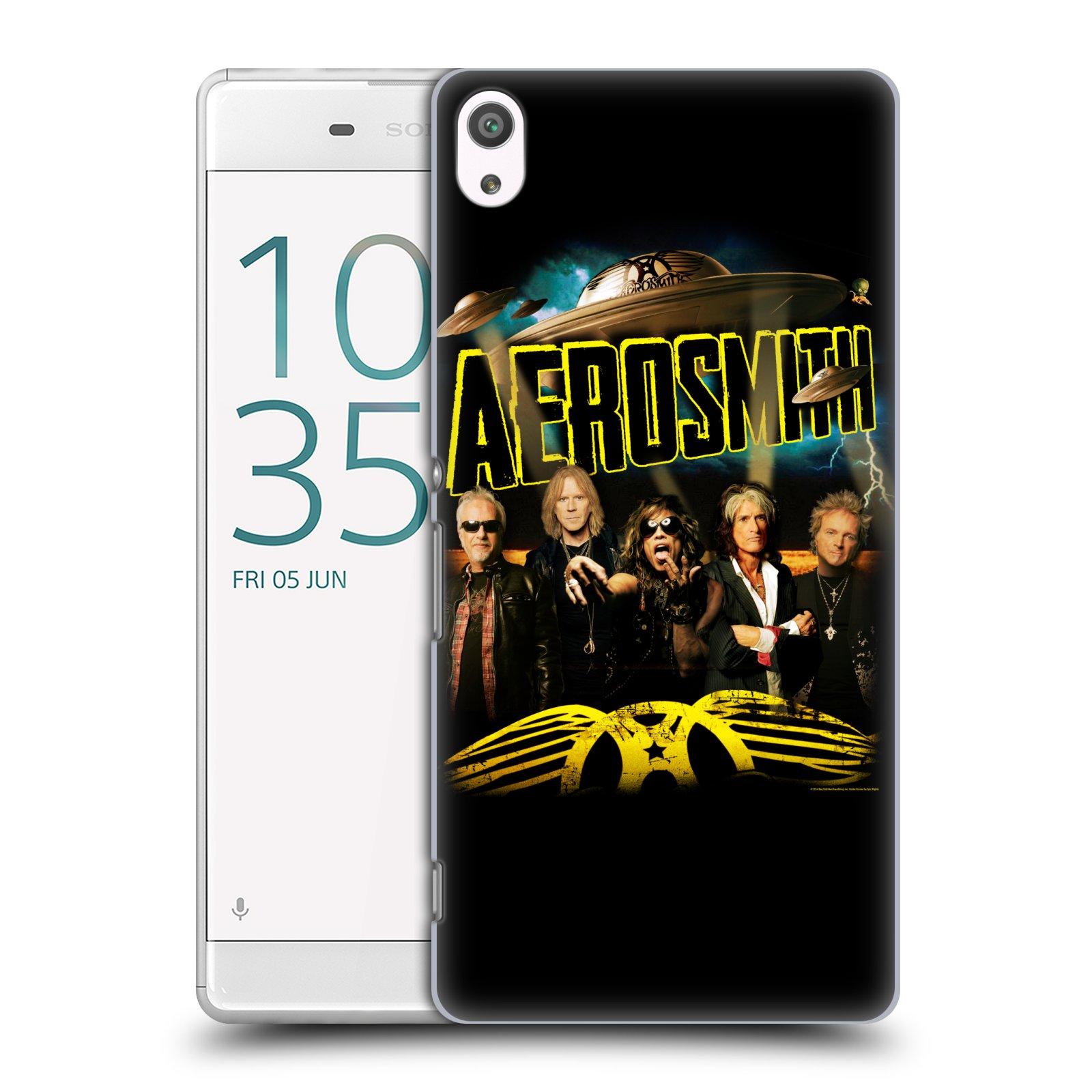 Plastové pouzdro na mobil Sony Xperia XA Ultra HEAD CASE - Aerosmith - Global Warming