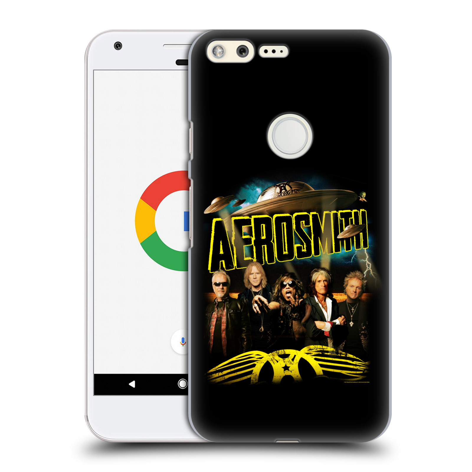 Plastové pouzdro na mobil Google Pixel HEAD CASE - Aerosmith - Global Warming