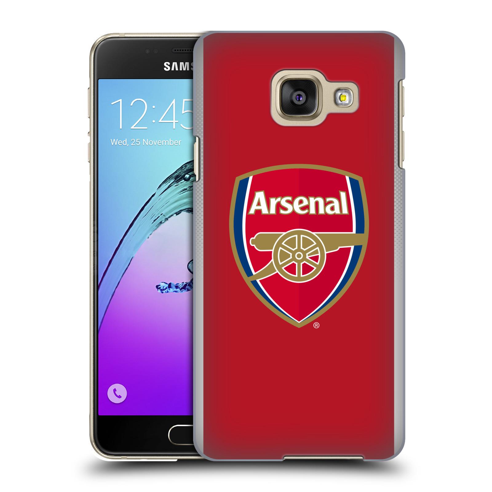 Plastové pouzdro na mobil Samsung Galaxy A3 (2016) - Head Case - Arsenal FC - Logo klubu