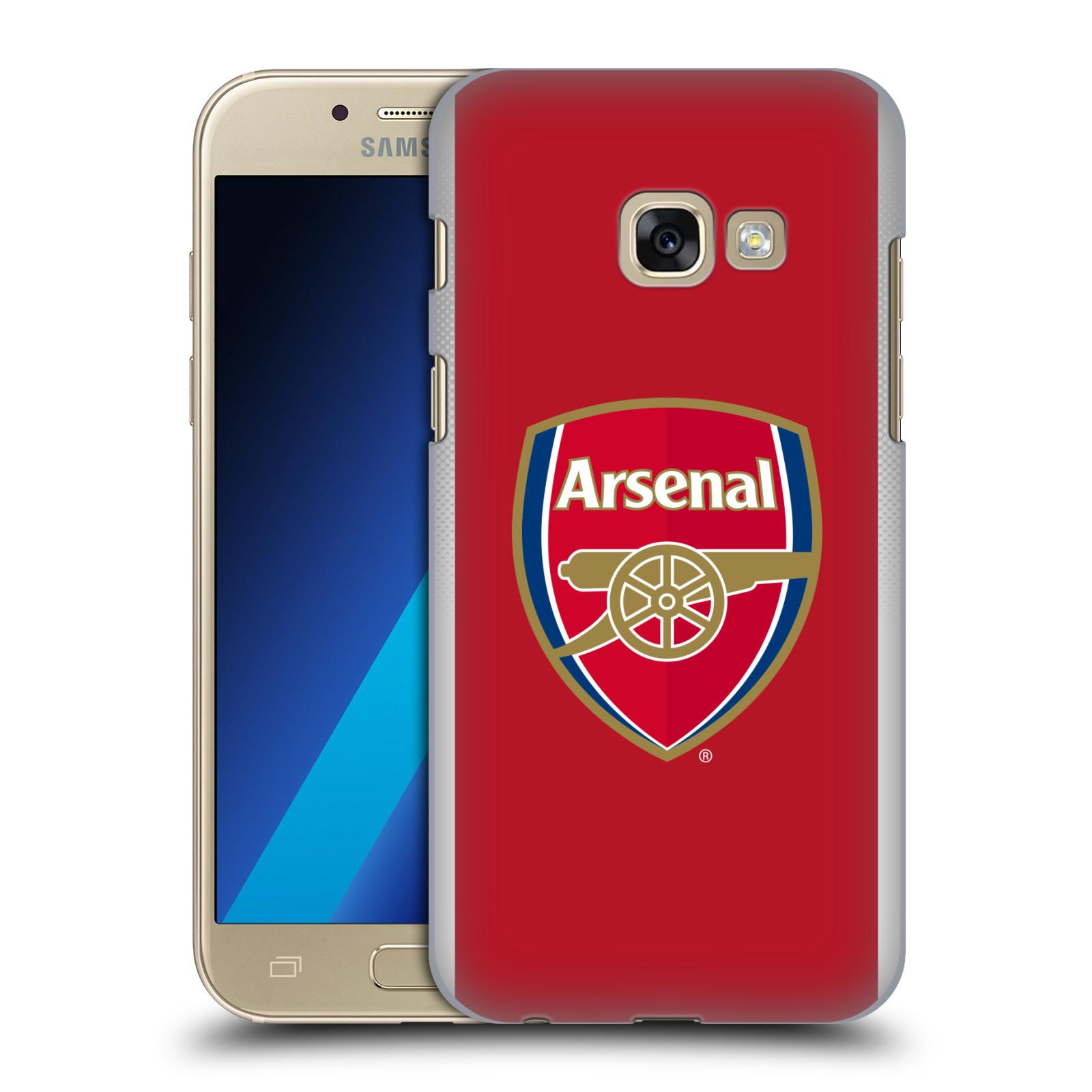 Plastové pouzdro na mobil Samsung Galaxy A3 (2017) - Head Case - Arsenal FC - Logo klubu